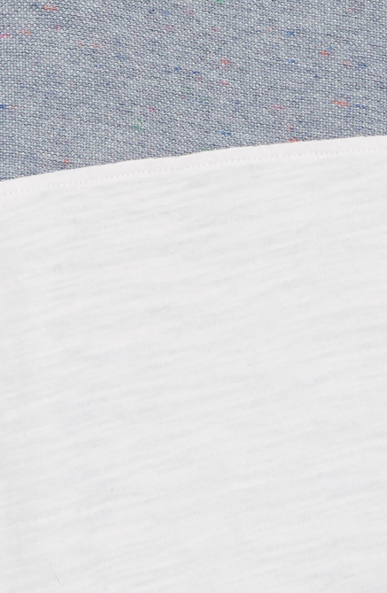 Henley T-Shirt,                             Alternate thumbnail 2, color,                             Grey Vapor