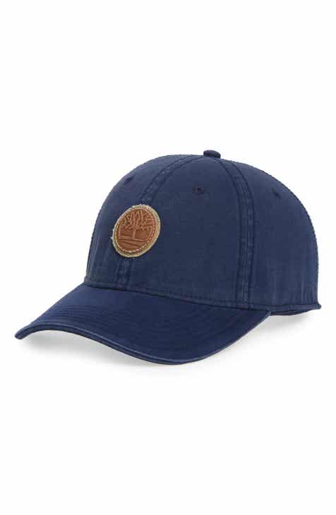 Timberland Rye Beach Logo Patch Ball Cap 737d380dc418