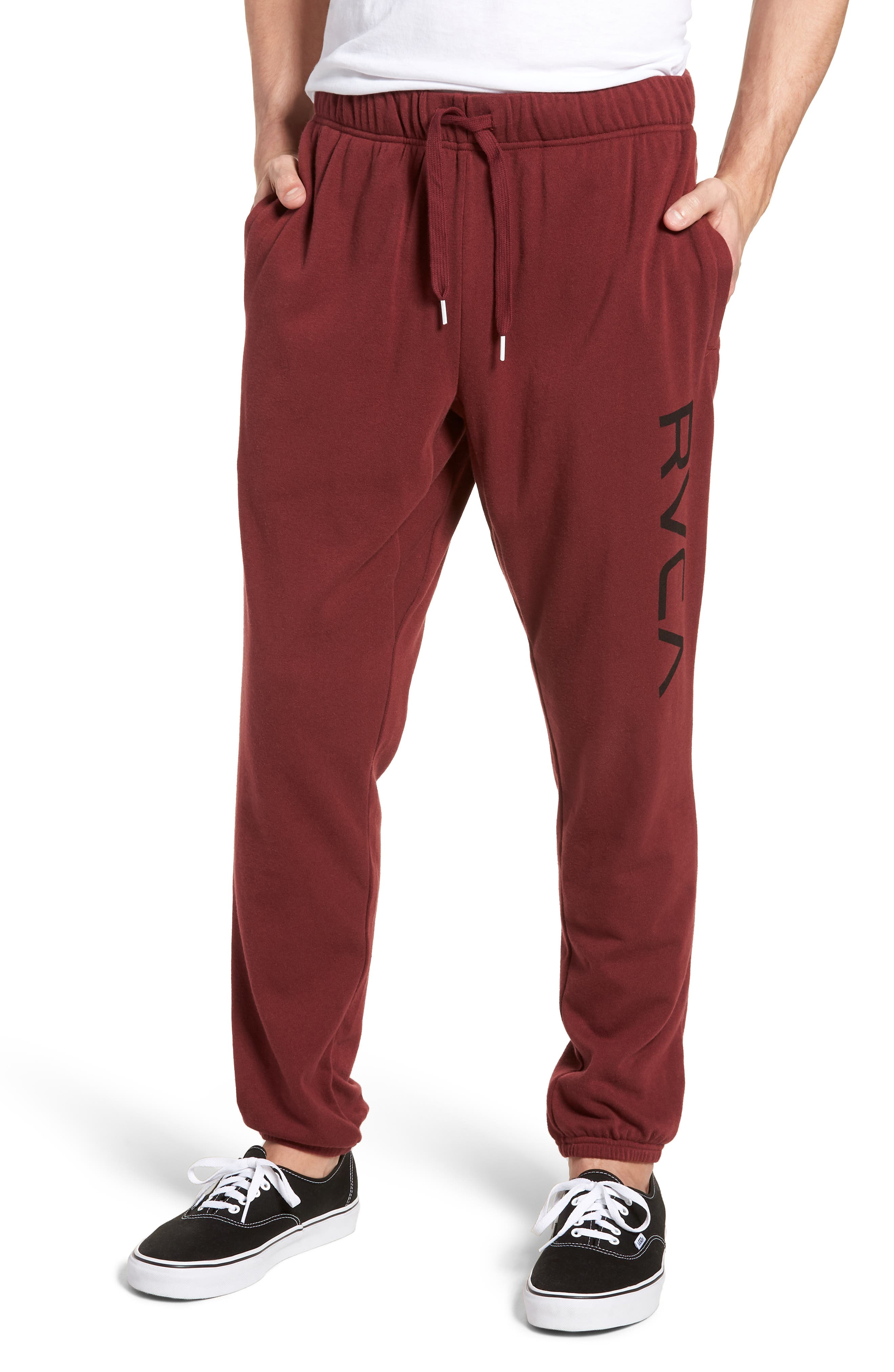 RVCA Big Logo Sweatpants