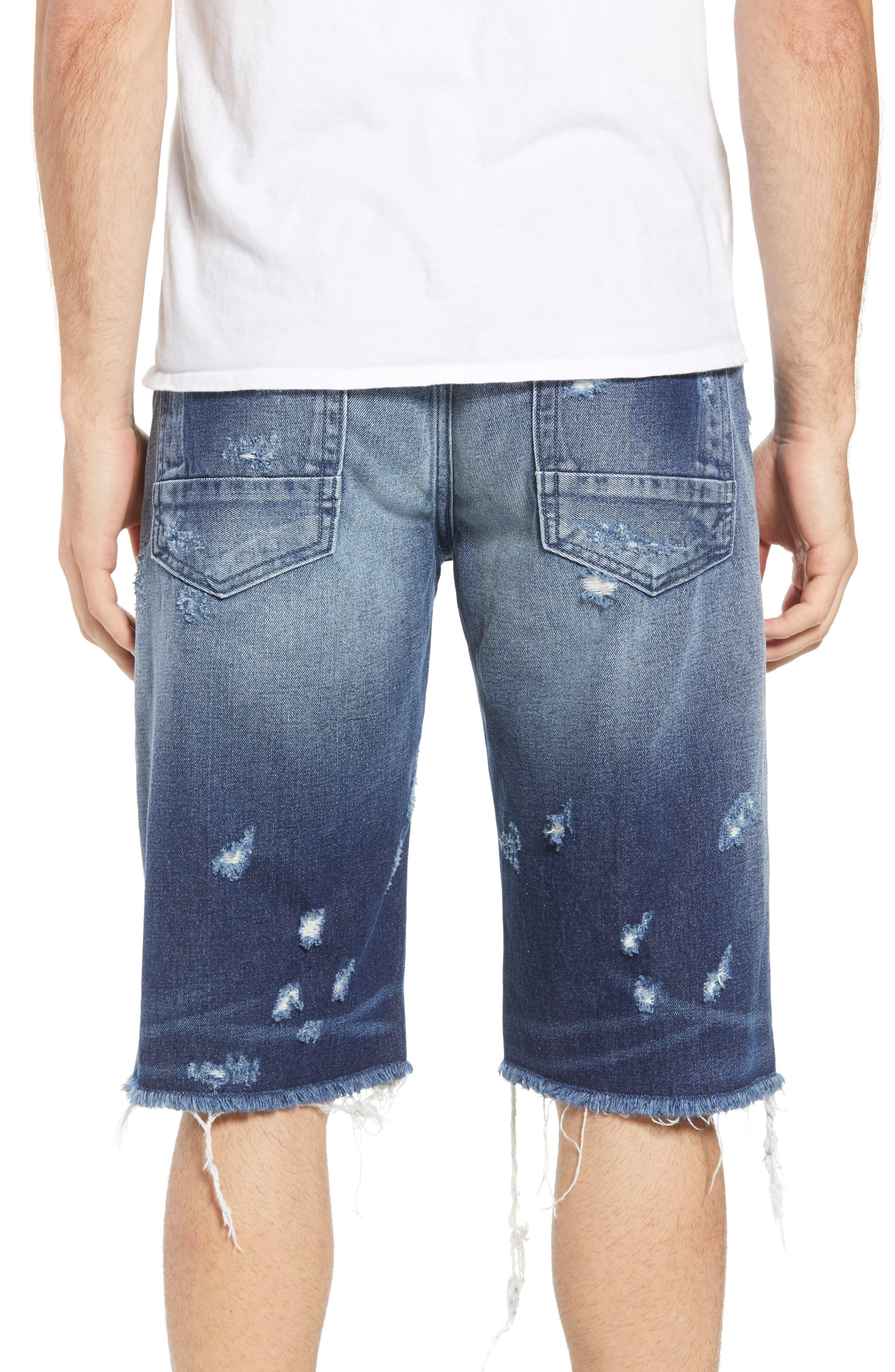 Challenger Regular Fit Shorts,                             Alternate thumbnail 2, color,                             Nimble