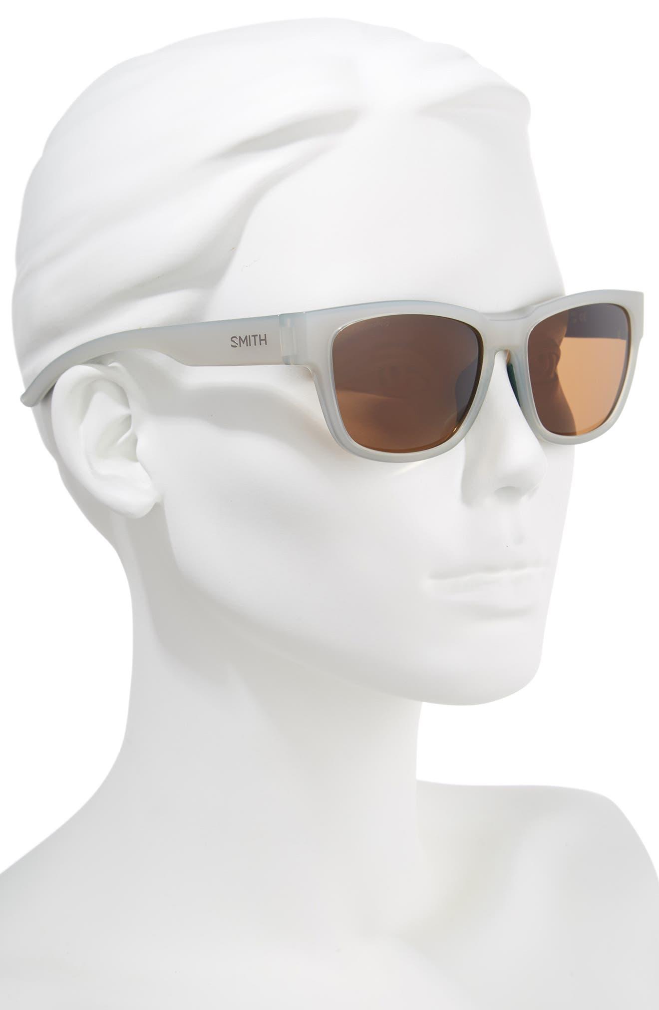 Ember 52mm ChromaPop<sup>™</sup> Sunglasses,                             Alternate thumbnail 2, color,                             Bleach Marine
