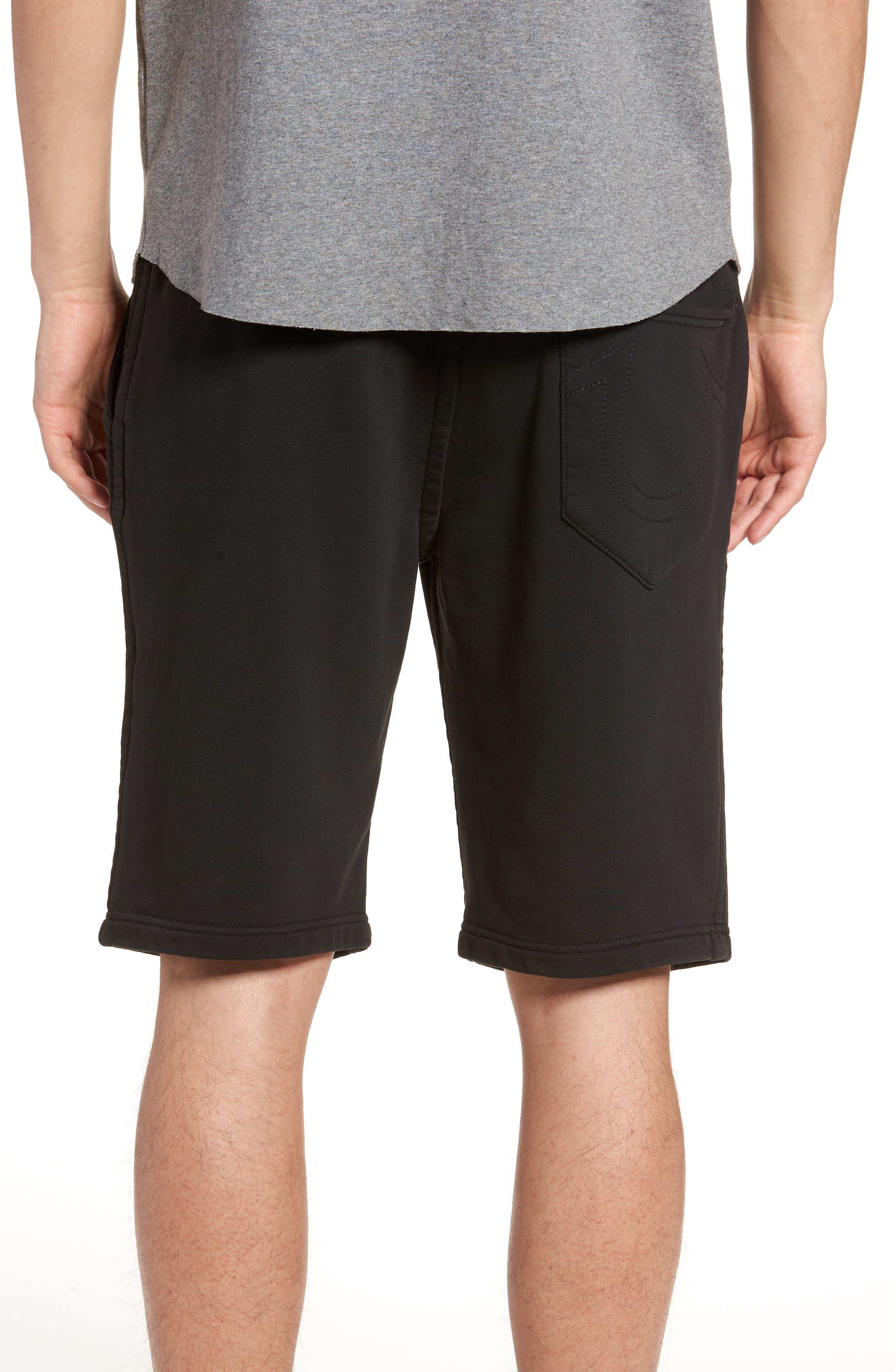 Core Shorts,                             Alternate thumbnail 2, color,                             True Black