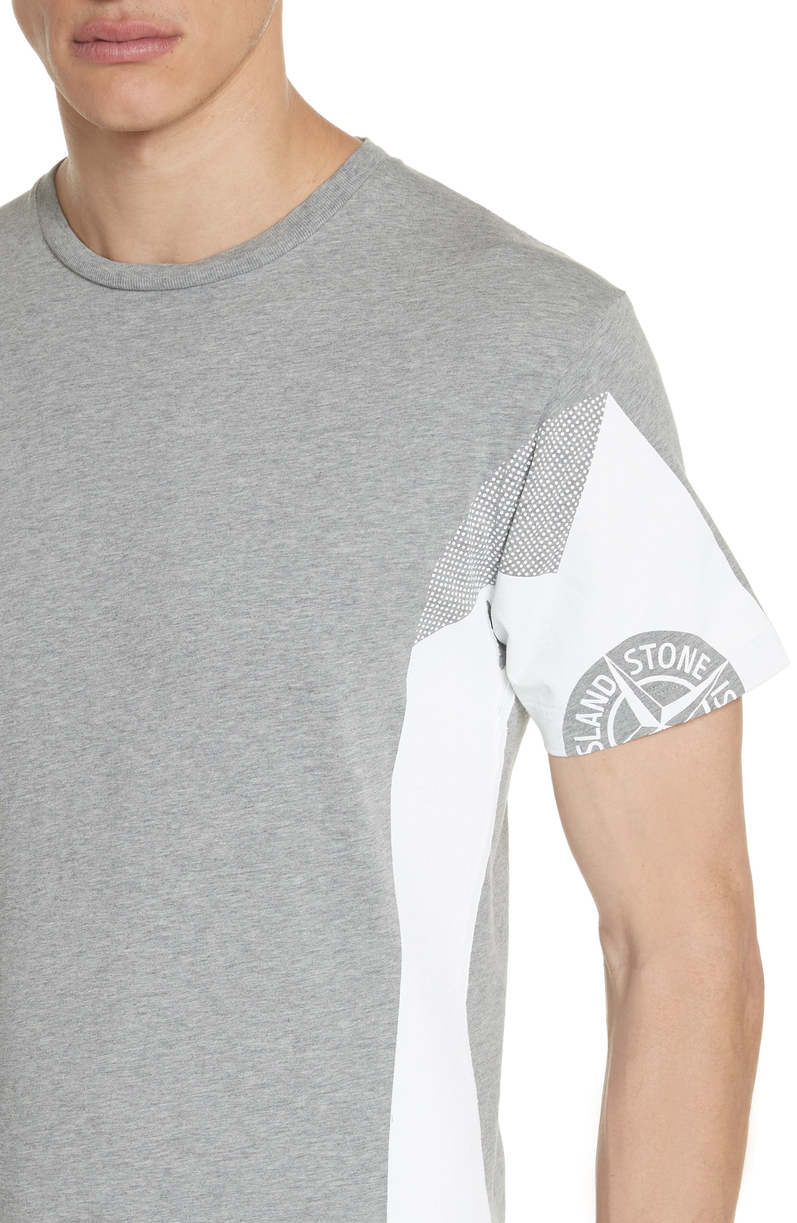 Graphic T-Shirt,                             Alternate thumbnail 4, color,                             Grey