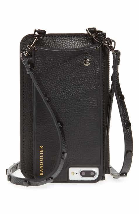 Bandolier Jane Leather Iphone 7 8 Plus Crossbody Case