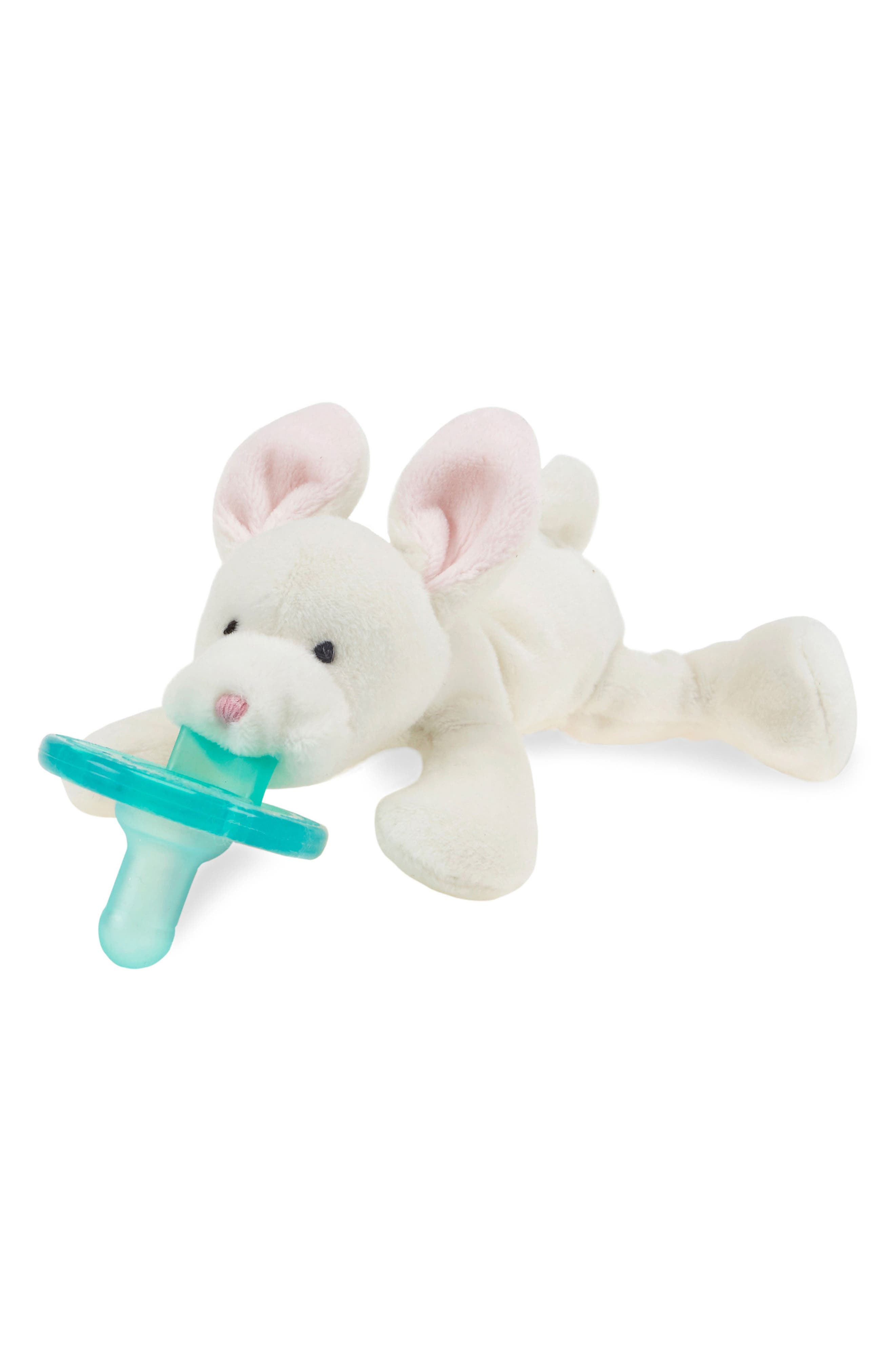 Pacifier Toy,                             Alternate thumbnail 2, color,                             Bunny