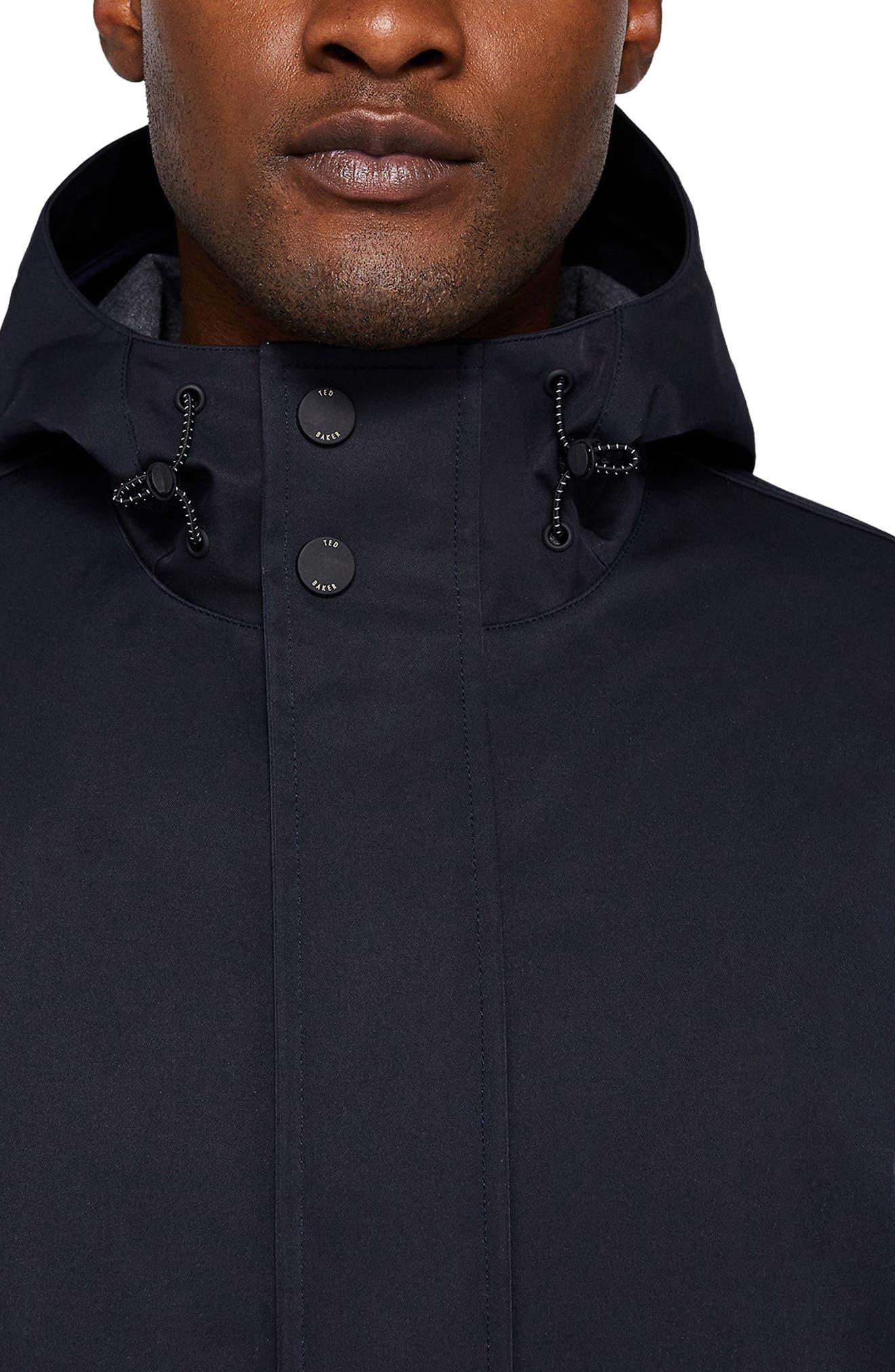 Alternate Image 5  - Ted Baker London Vernett Hooded Jacket