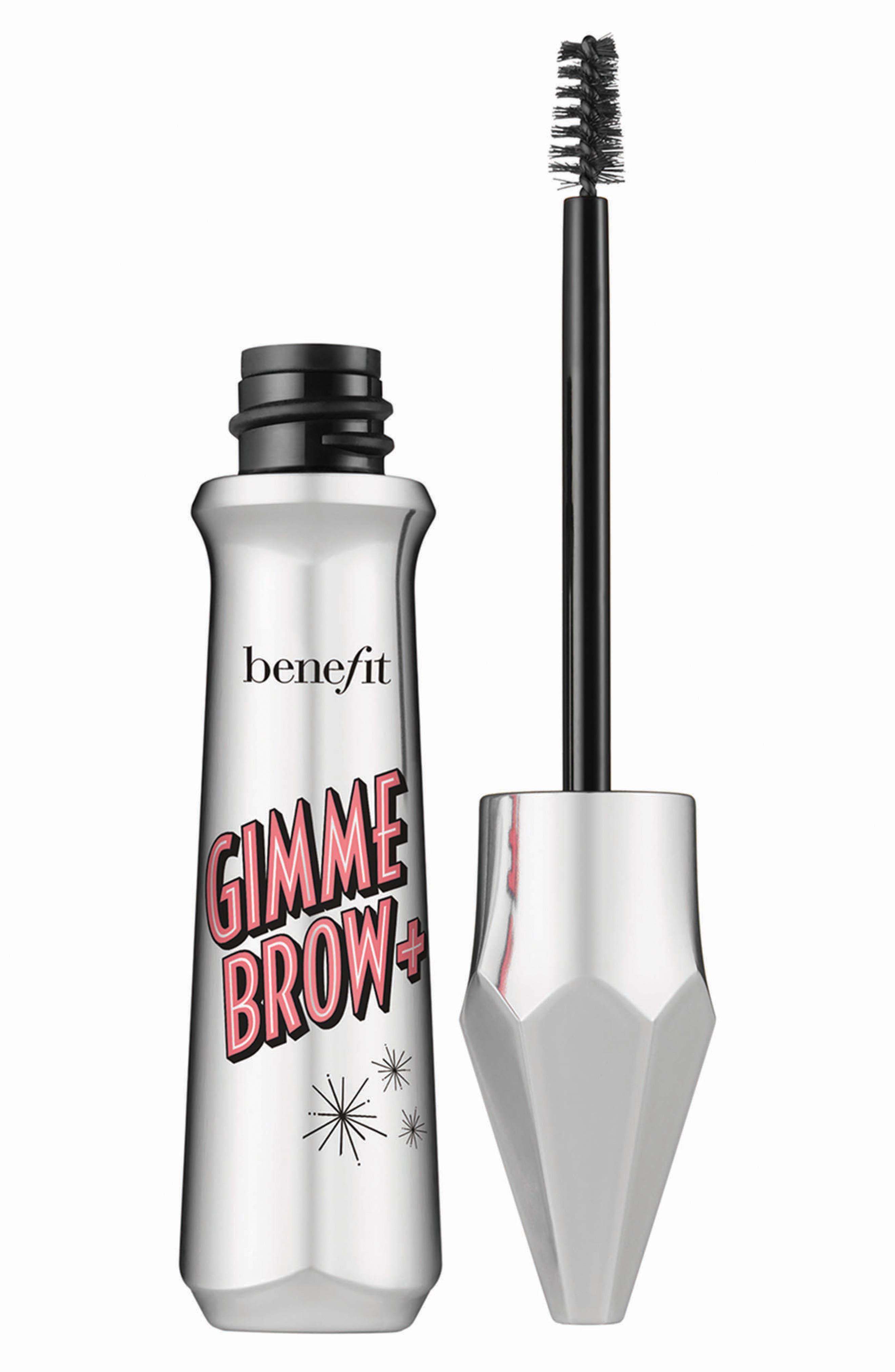 Benefit Gimme Brow+ Volumizing Eyebrow Gel,                             Main thumbnail 1, color,                             03.5 Medium Brown