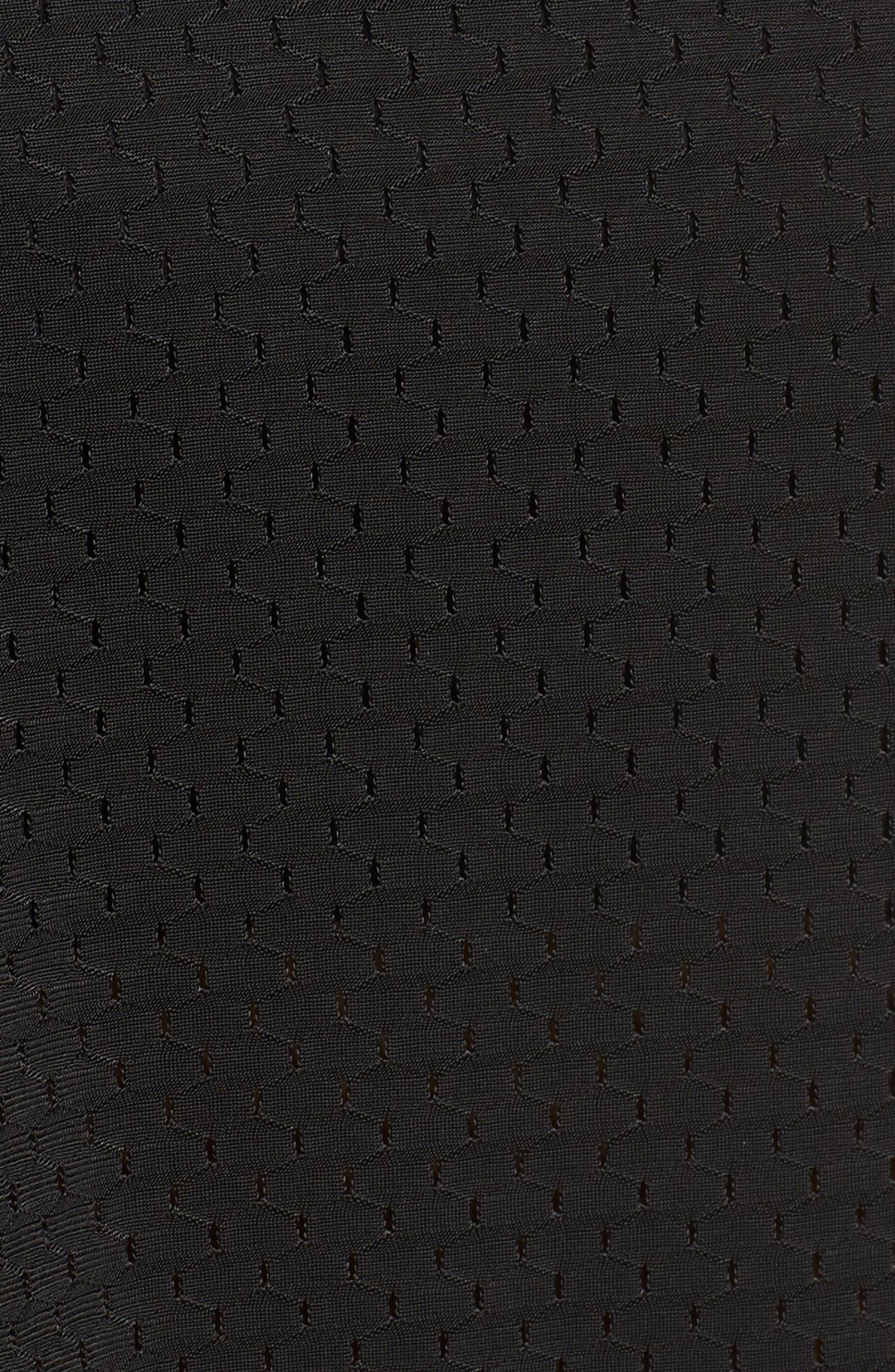Leona Crop Tank,                             Alternate thumbnail 6, color,                             Black