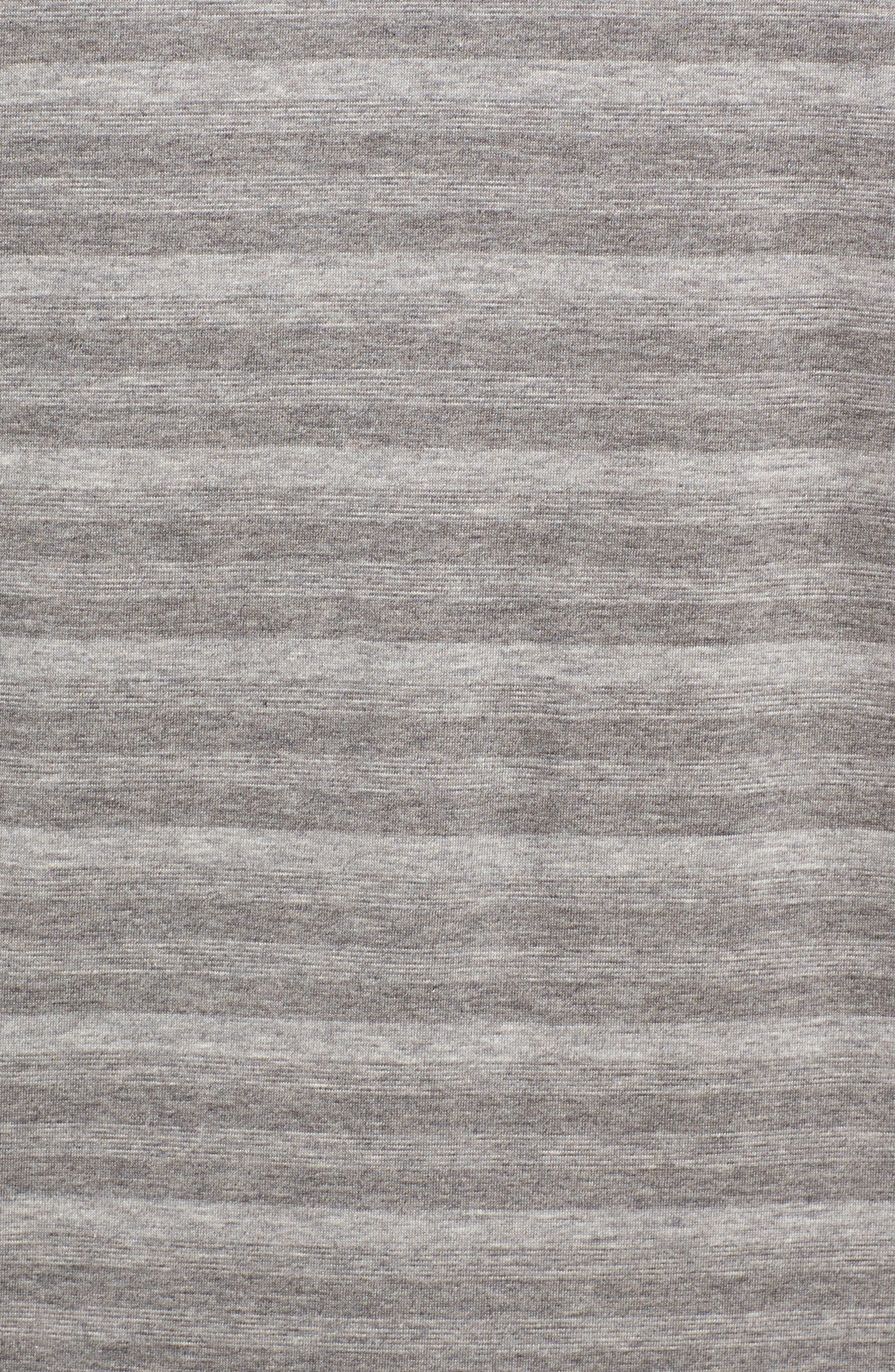 Tides Regular Fit Stripe Polo,                             Alternate thumbnail 3, color,                             Argento