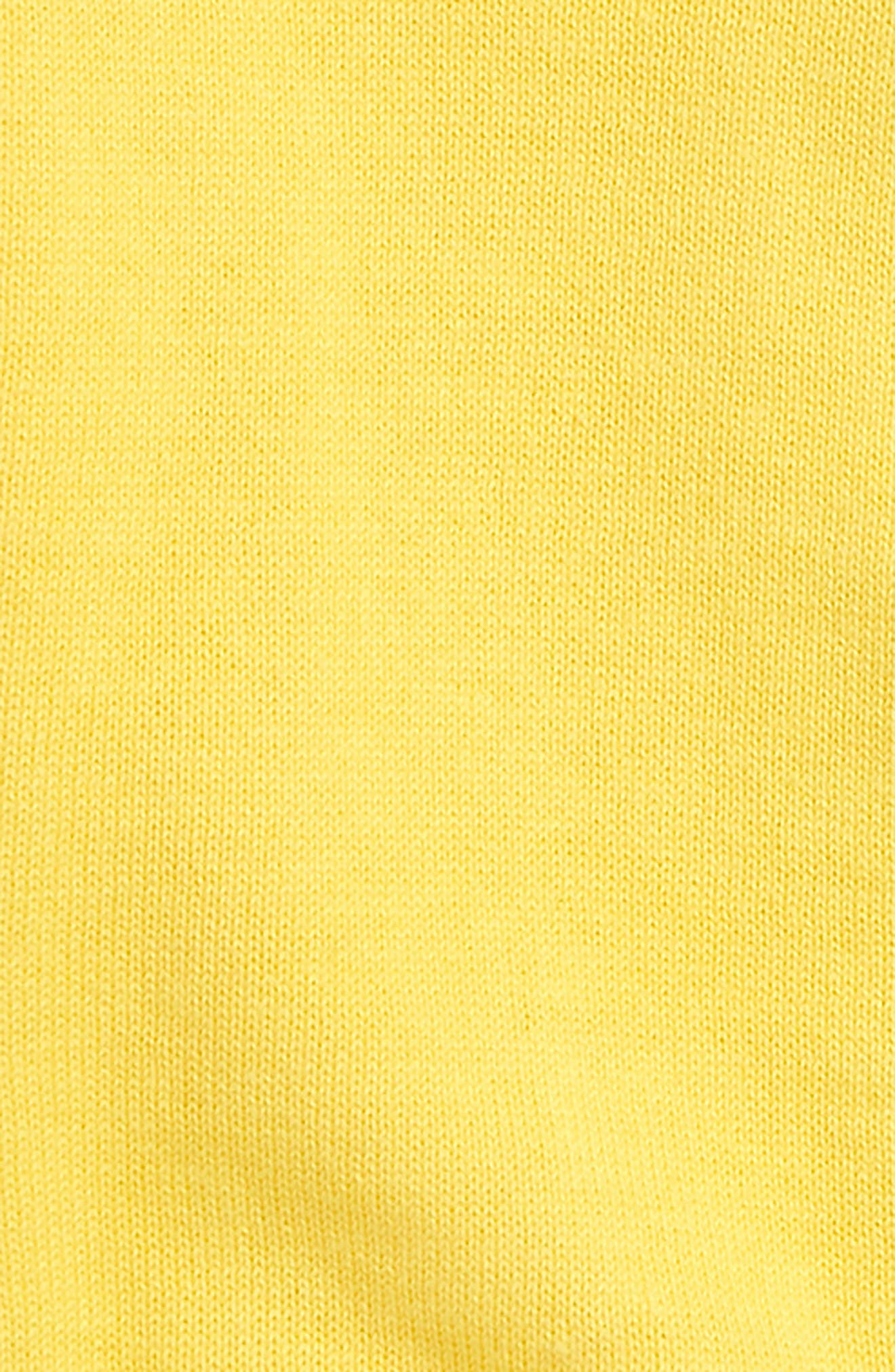 Alternate Image 2  - SOOKIbaby True Knit Lemon Cardigan (Baby & Toddler)