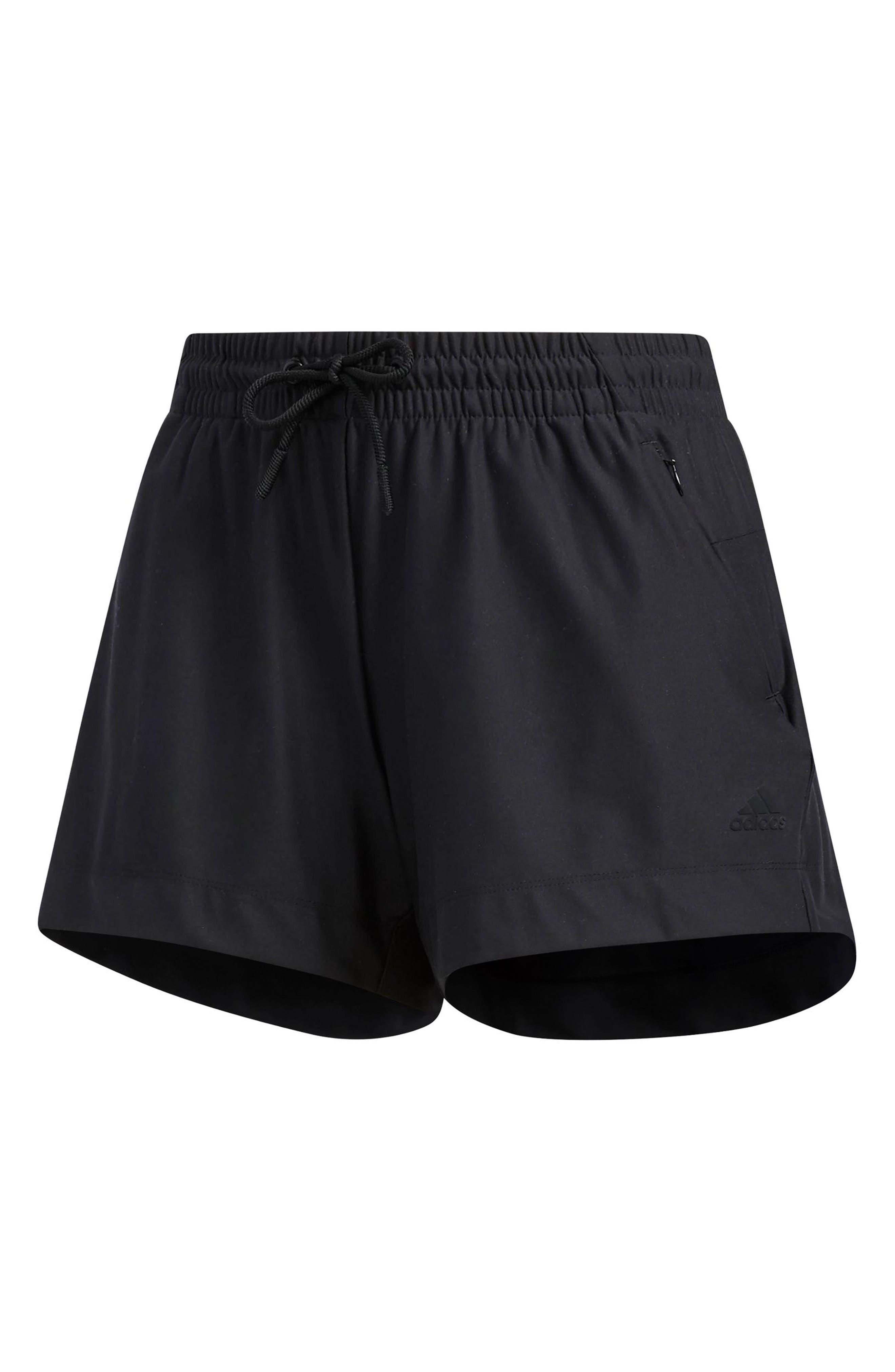 ID Mesh Shorts,                             Alternate thumbnail 6, color,                             Black