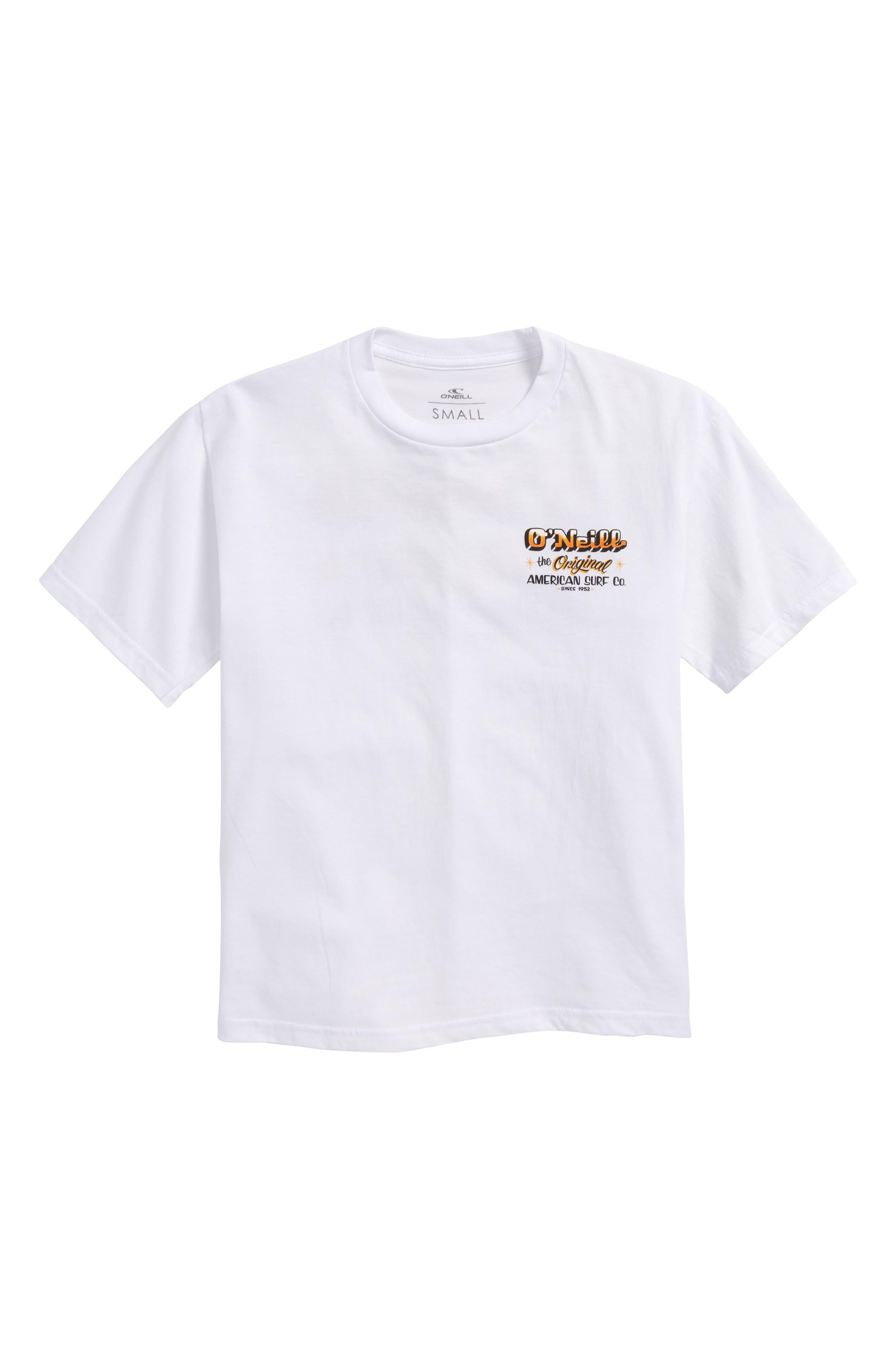 Tuki Logo T-Shirt,                             Main thumbnail 1, color,                             White