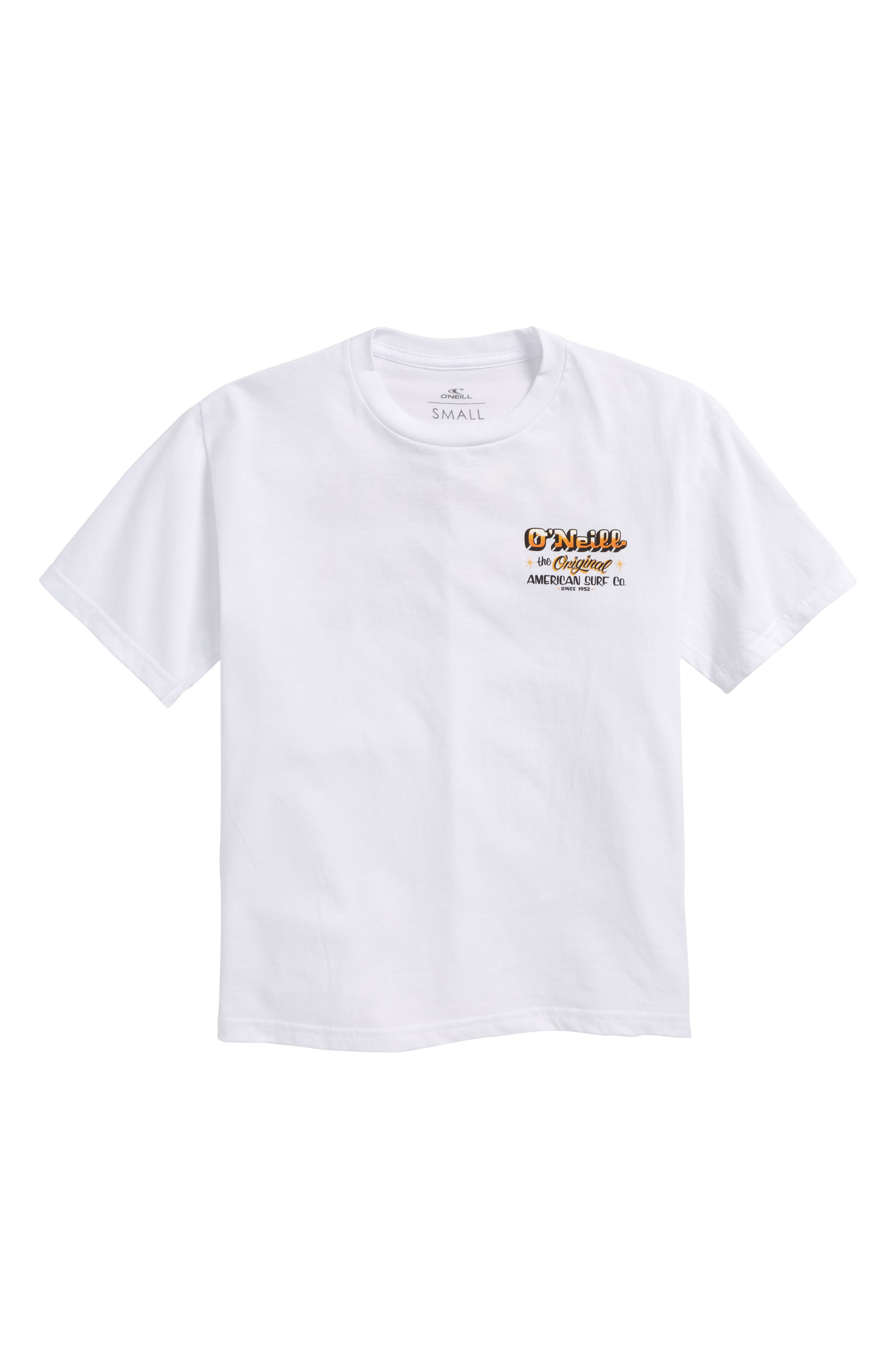 Tuki Logo T-Shirt,                         Main,                         color, White