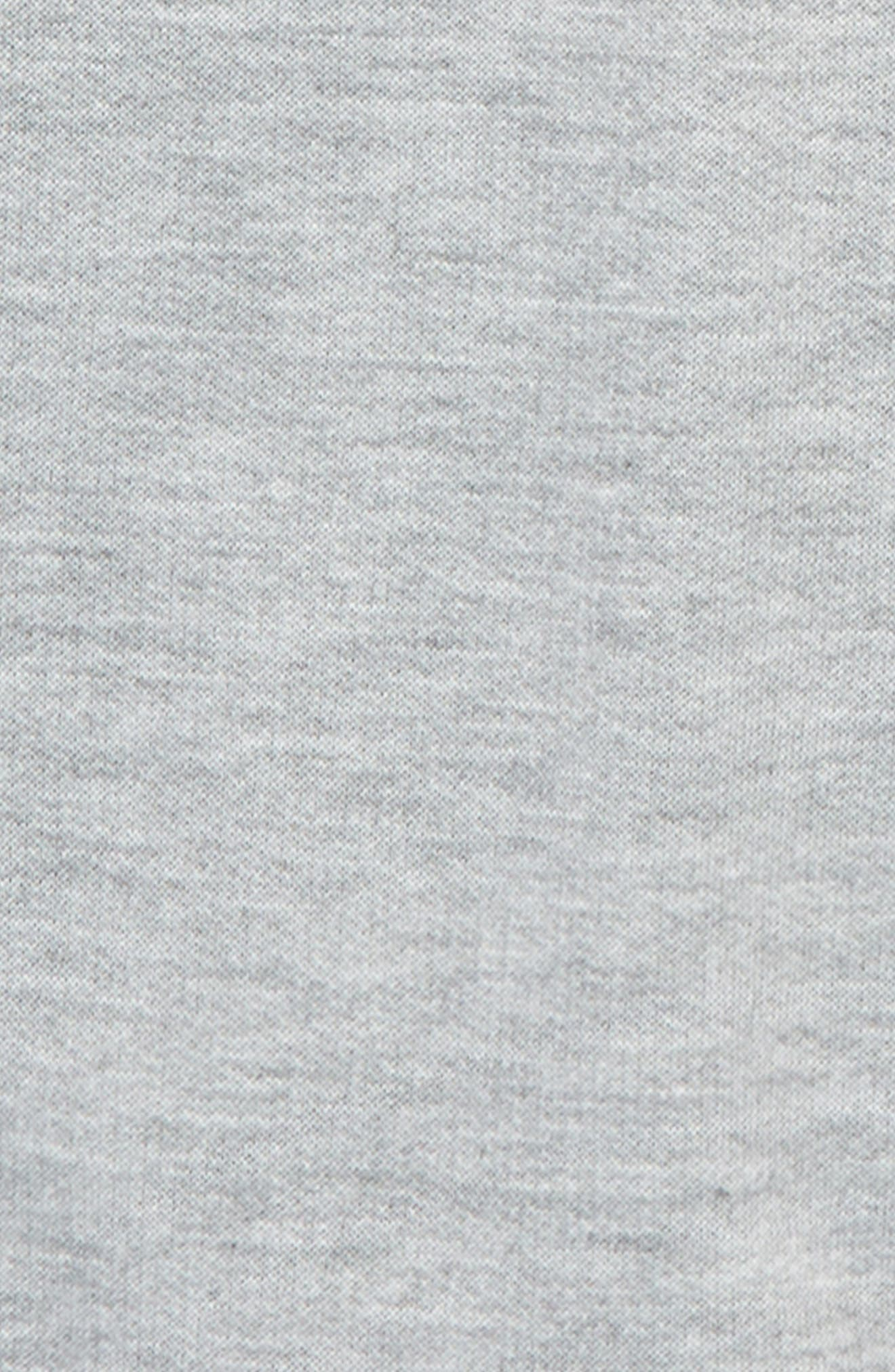 Soft Sleep Shorts,                             Alternate thumbnail 2, color,                             Grey Medium Heather