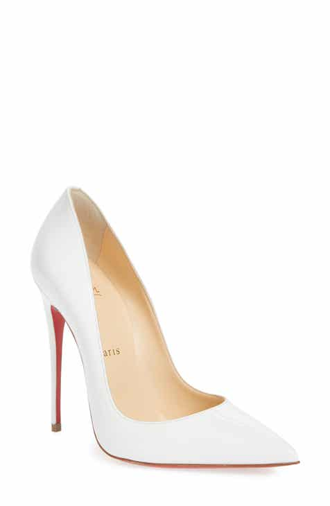 Christian Louboutin So Kate Pointy Toe Pump (Women) 86686b538c3e