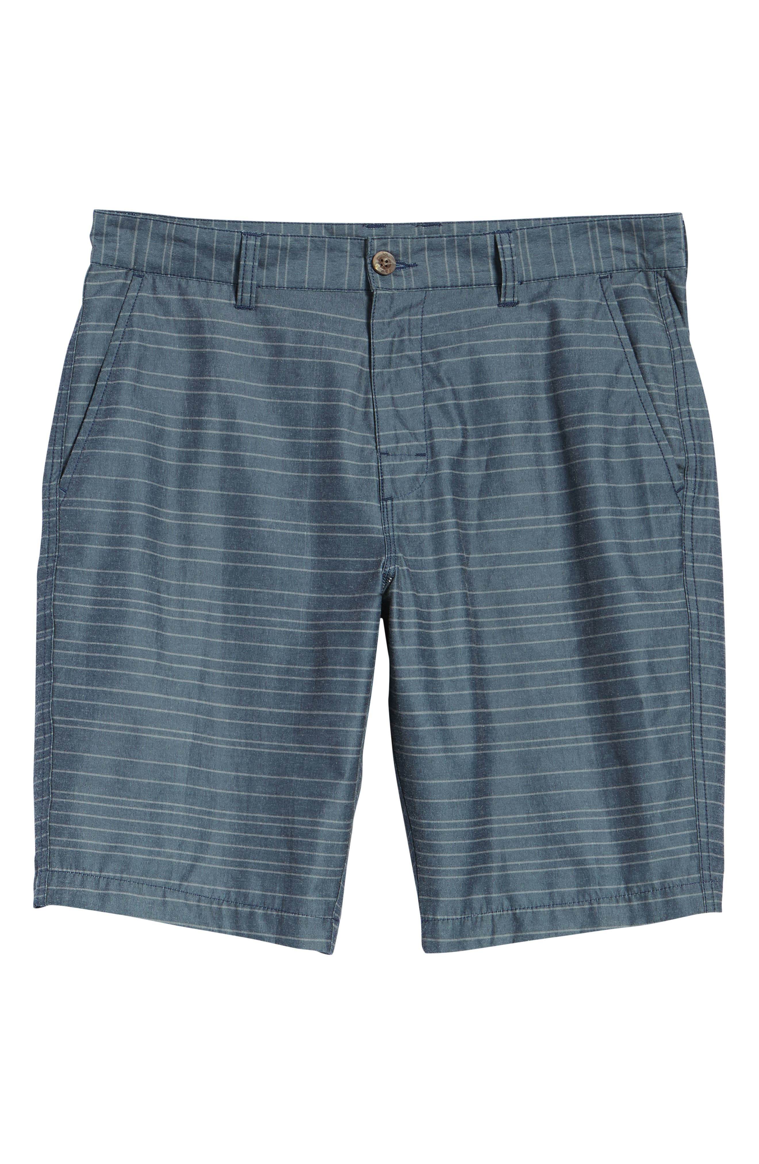 Weekend Hybrid II Shorts,                             Alternate thumbnail 5, color,                             Classic Indigo
