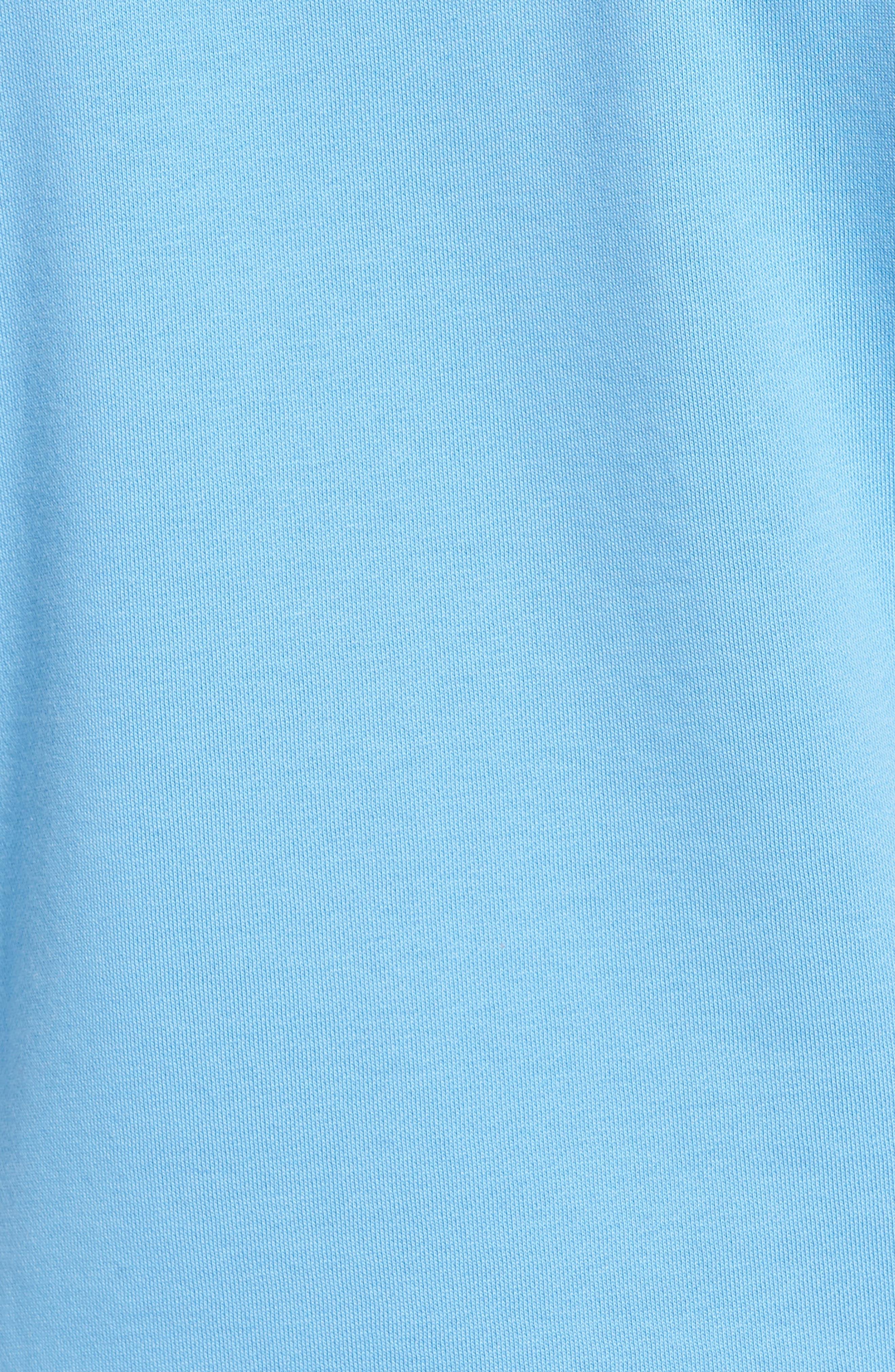 Jamison Hoodie,                             Alternate thumbnail 5, color,                             Blue/ Peacoat/ White