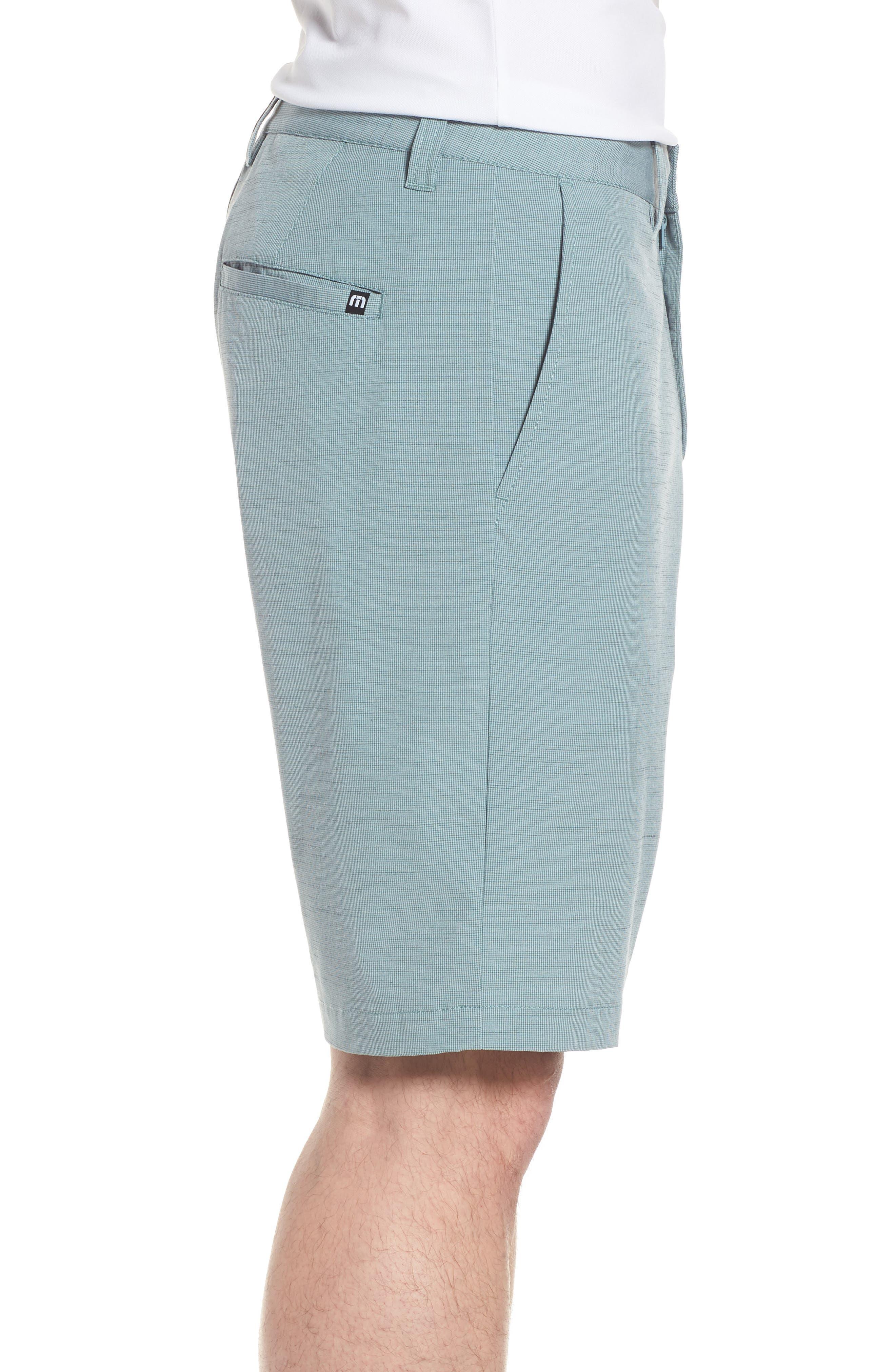 Tulum Stretch Shorts,                             Alternate thumbnail 3, color,                             Canton