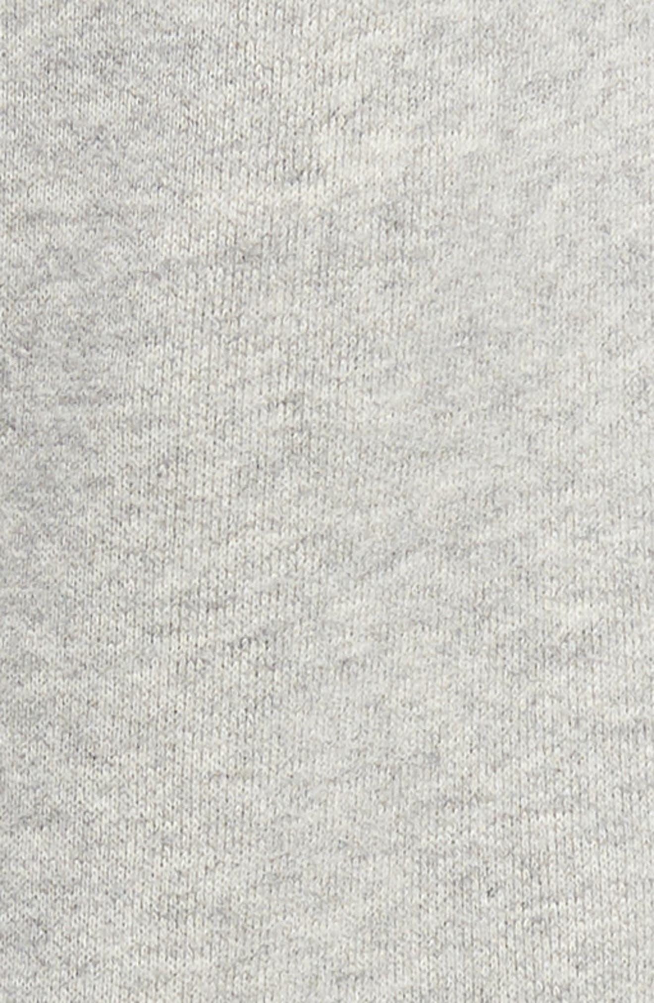 Plaid Jogger Pants,                             Alternate thumbnail 5, color,                             Grey