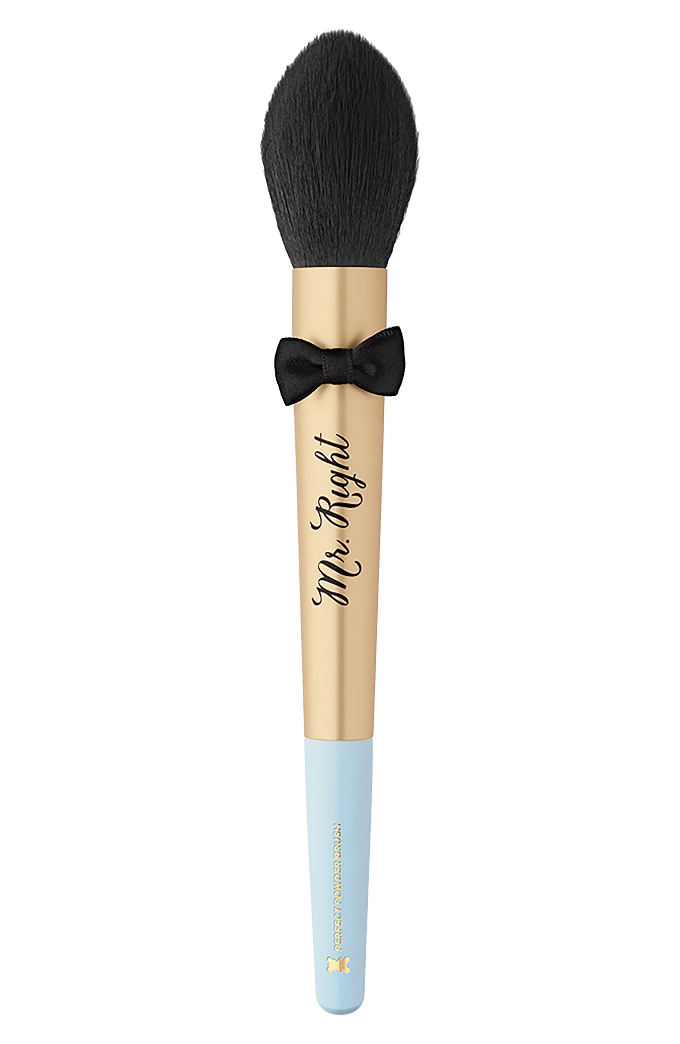 Mr. Right Powder Brush,                         Main,                         color, No Color