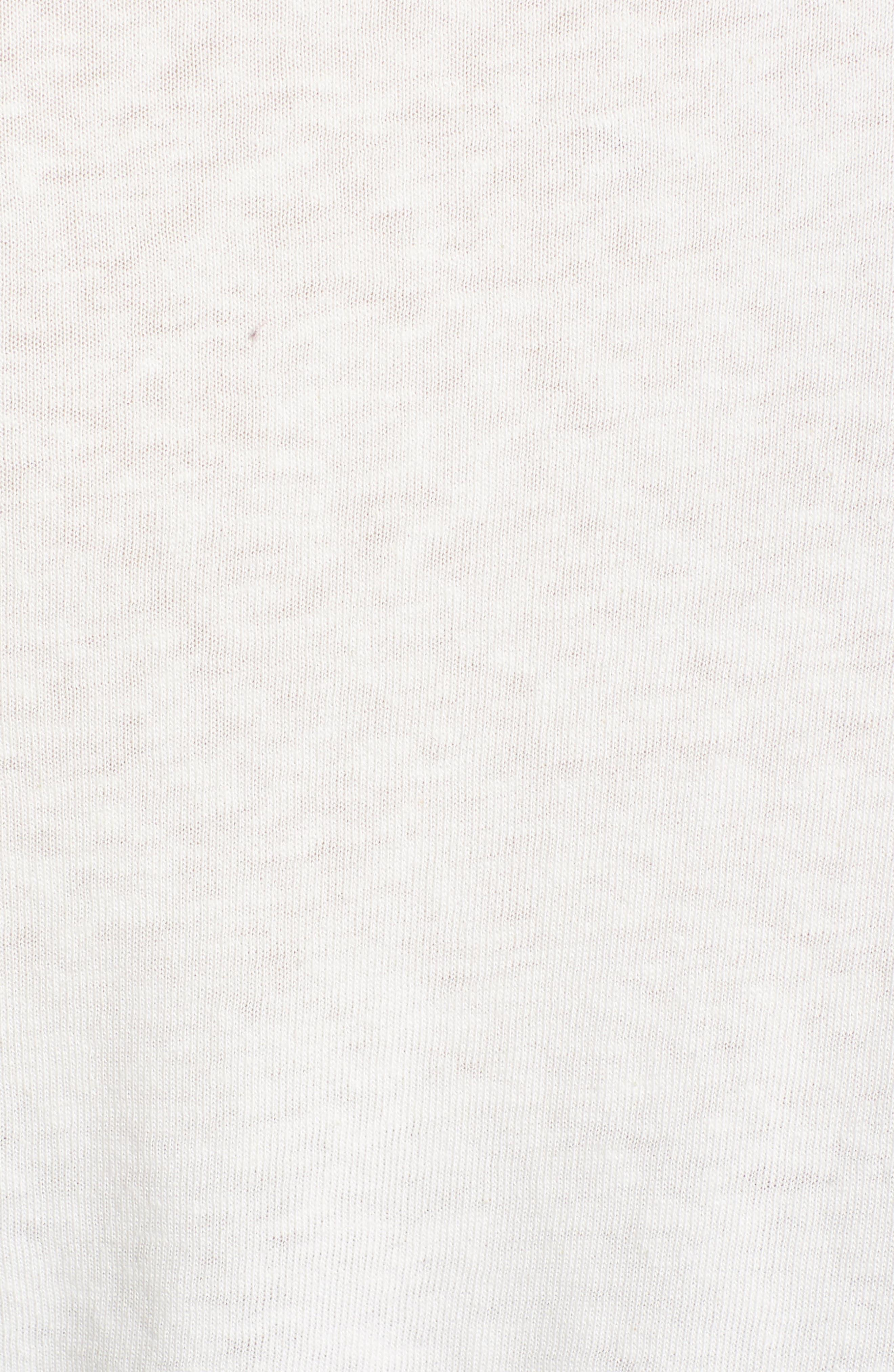 Radical Femme Tee,                             Alternate thumbnail 6, color,                             Vintage White