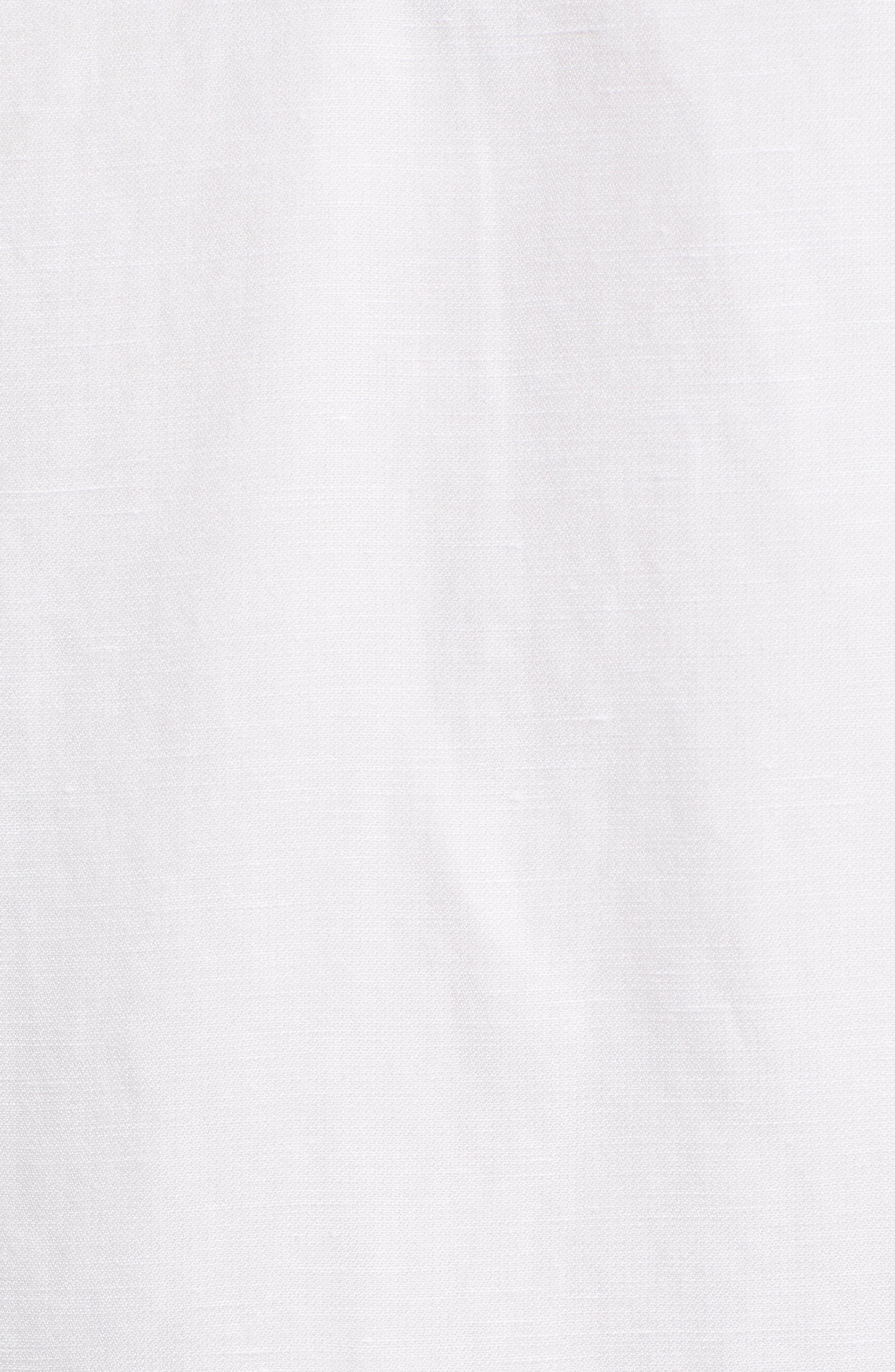 Prim Pina Embroidered Tunic,                             Alternate thumbnail 4, color,                             White