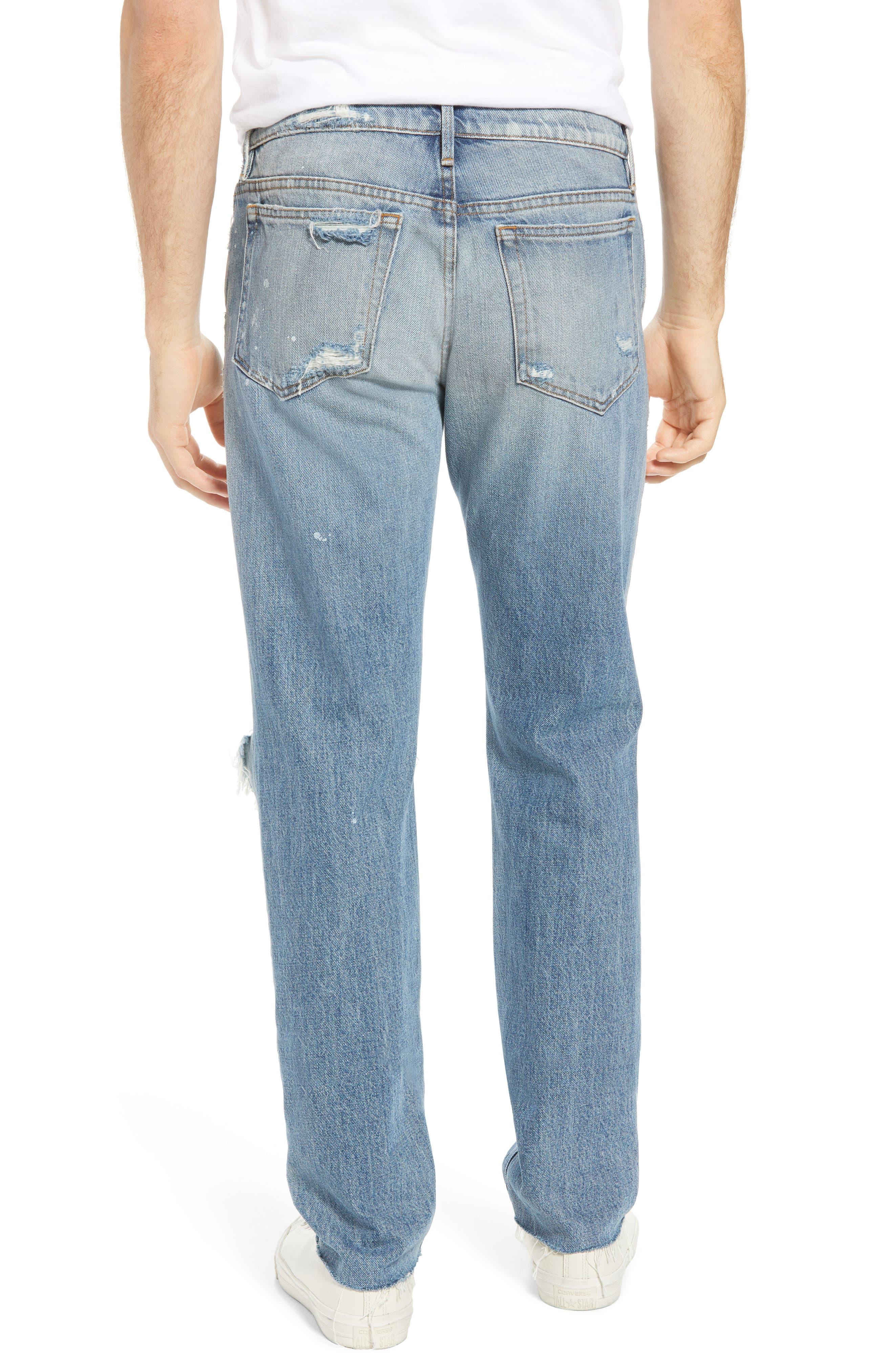 L'Homme Slim Fit Jeans,                             Alternate thumbnail 2, color,                             Bizworth