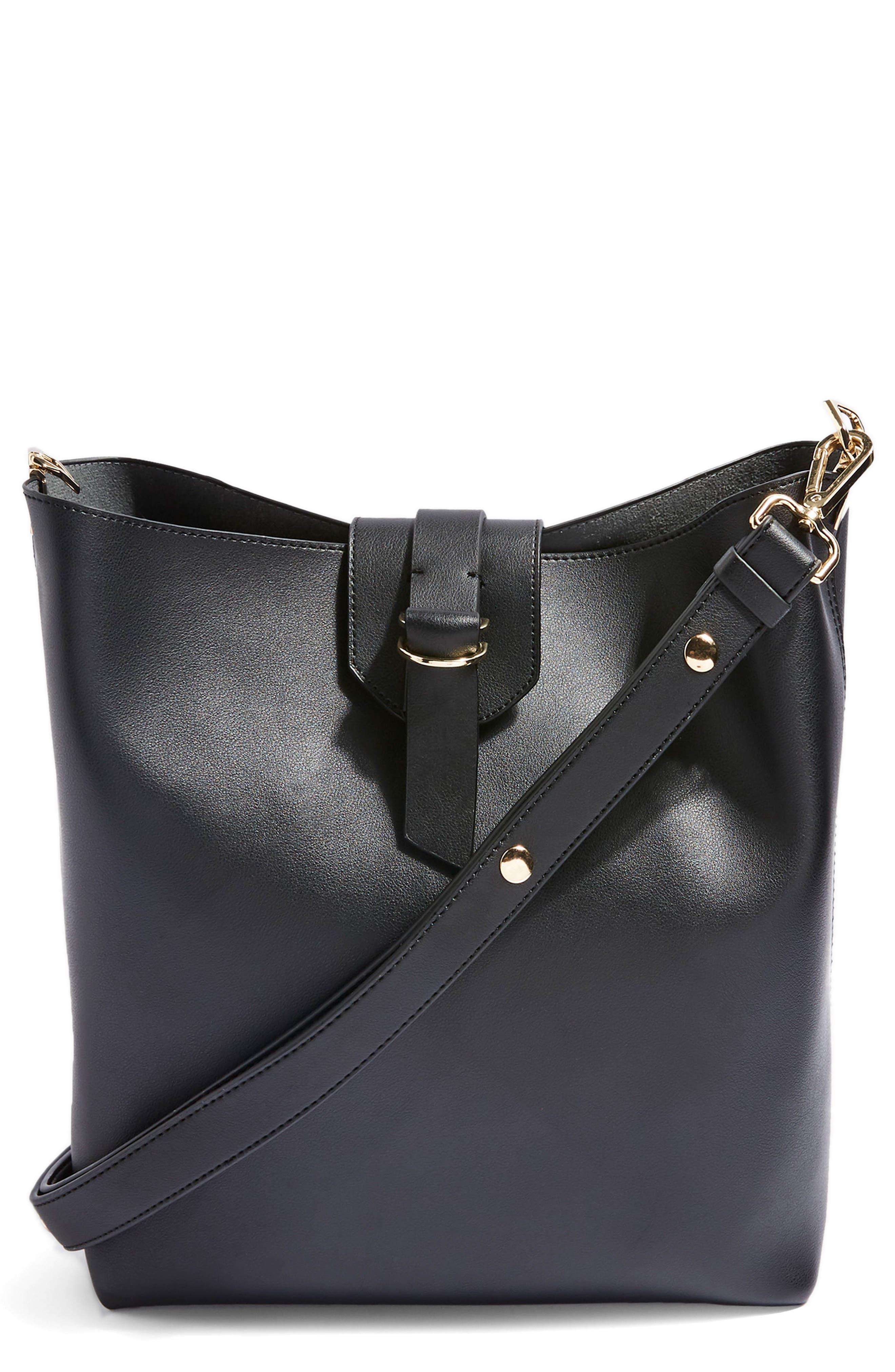 Topshop Hampton Hobo Bag