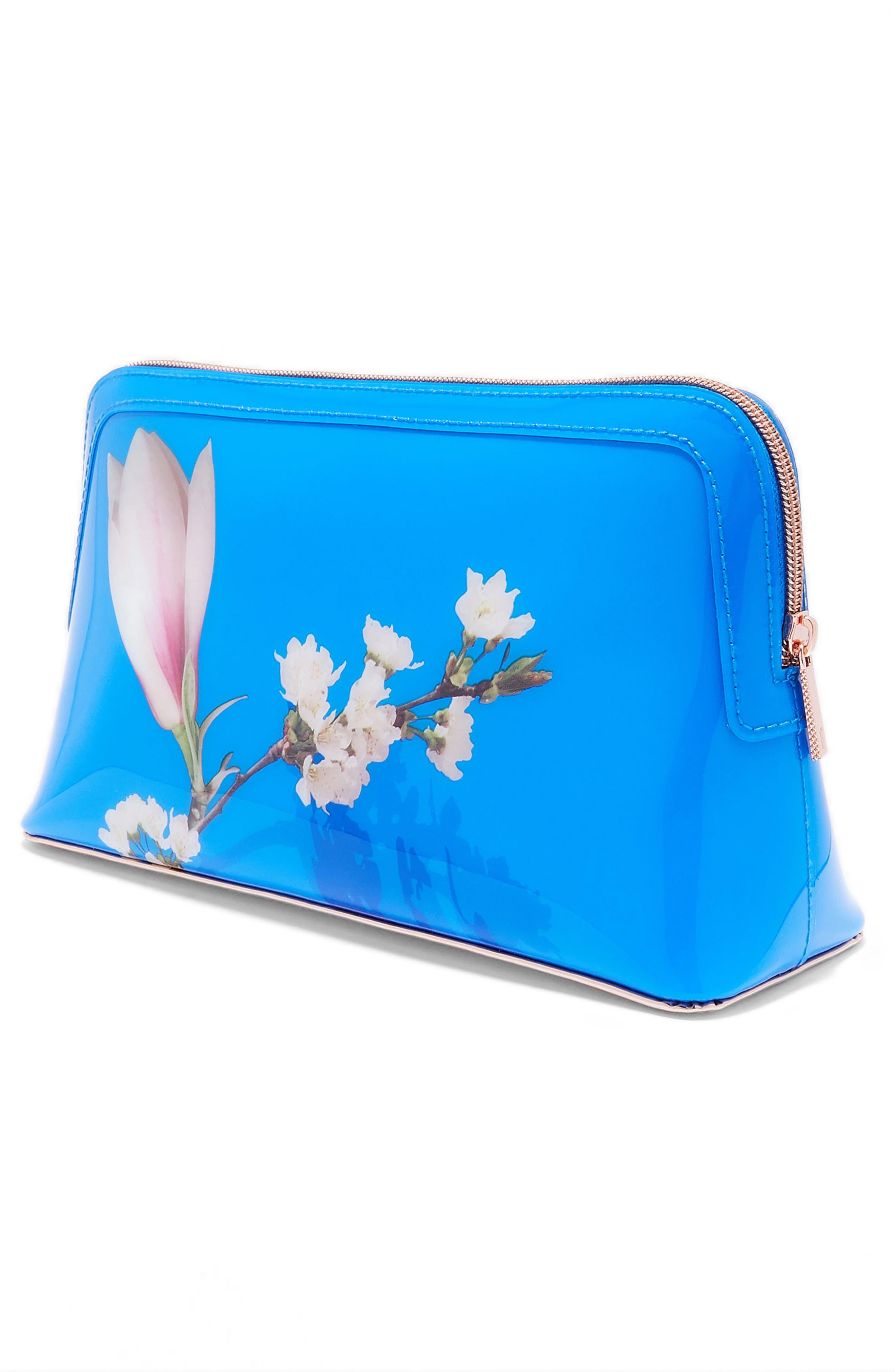 Daisyy – Harmony Wash Bag,                             Alternate thumbnail 3, color,                             Bright Blue