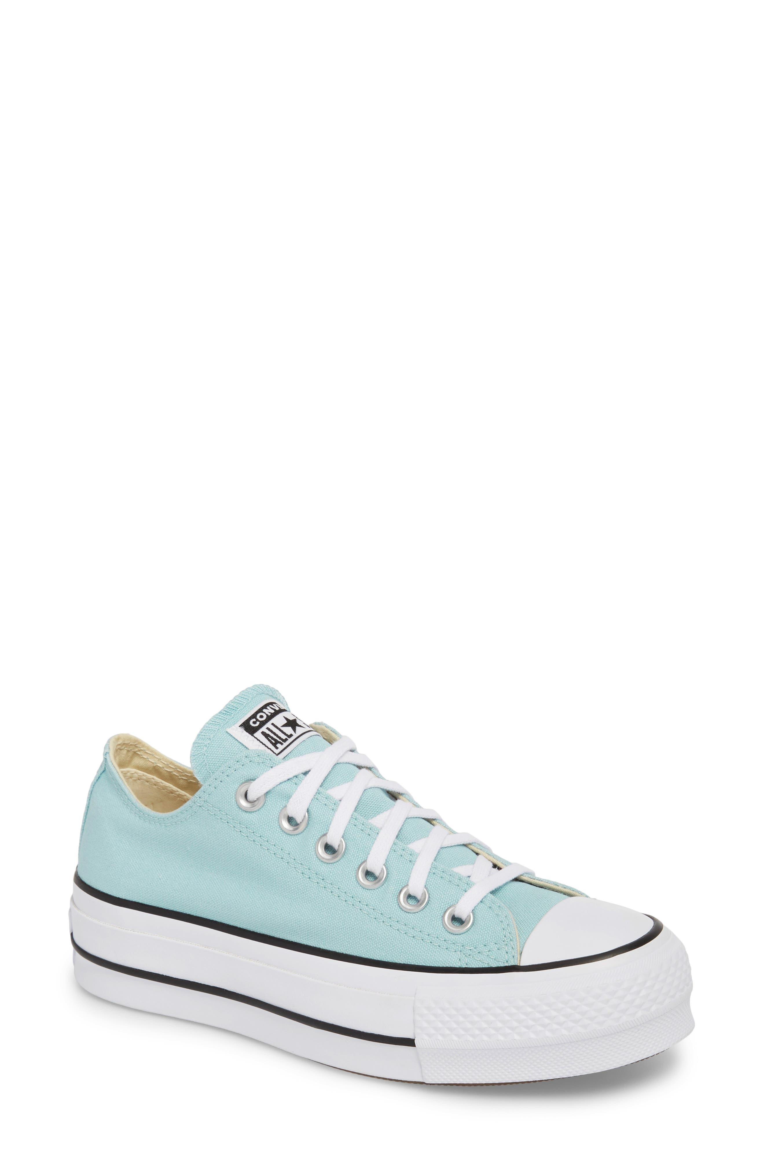 12ef340a254b Converse Chuck Taylor All Star Platform Sneaker In Ocean Bliss ...