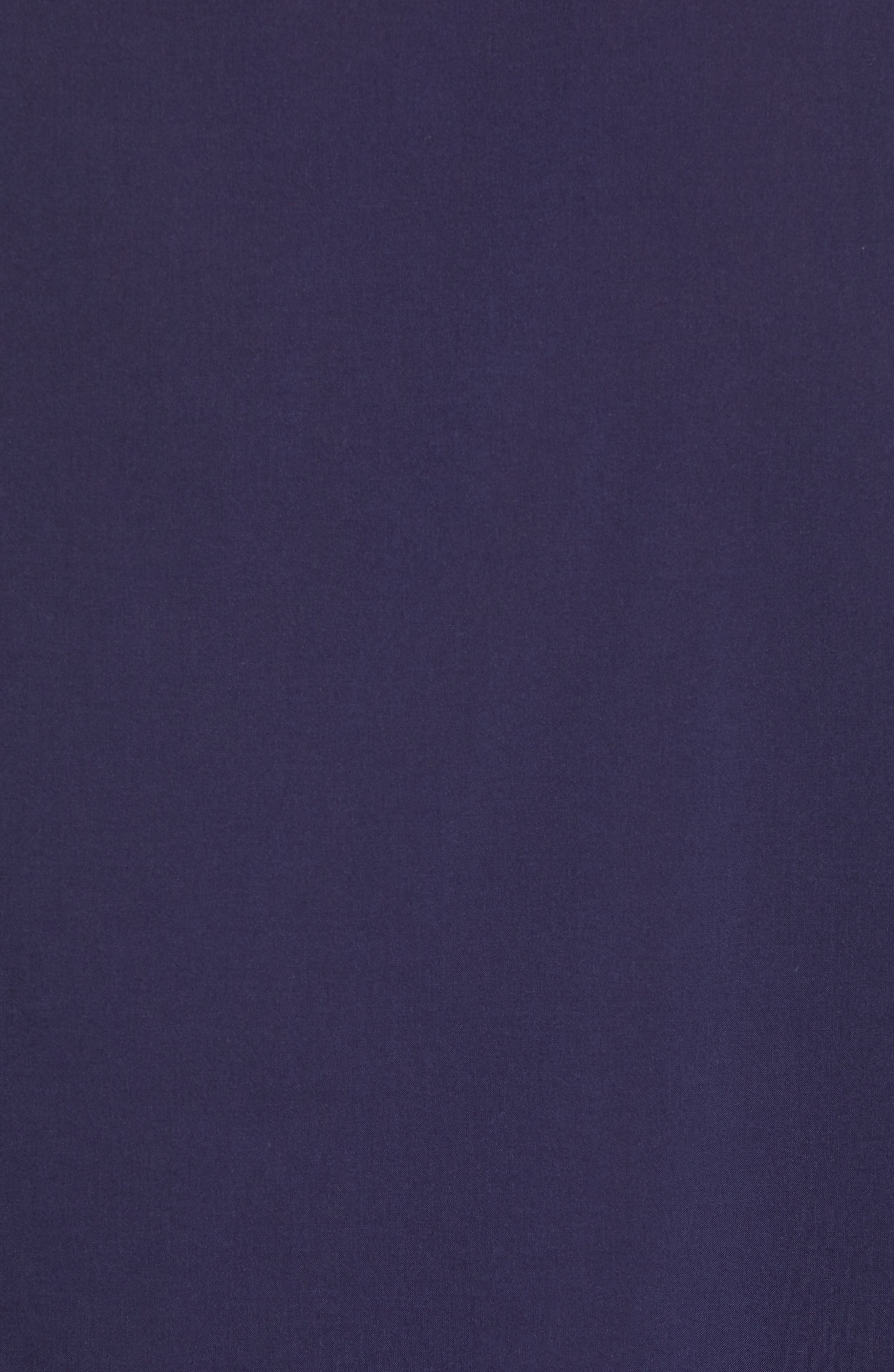 Pacifica Regular Fit Solid Sport Shirt,                             Alternate thumbnail 5, color,                             Navy