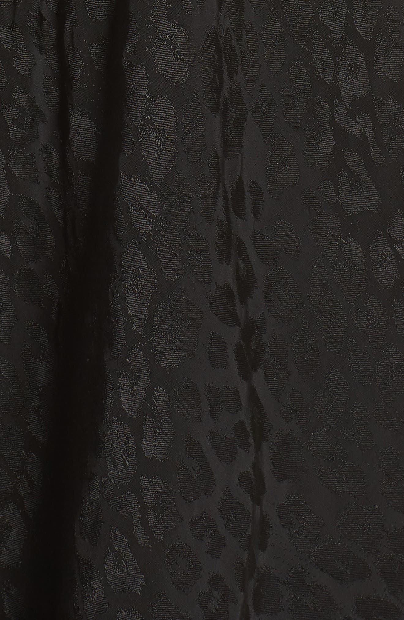 Alternate Image 7  - Ragdoll Leopard Print Convertible Romper