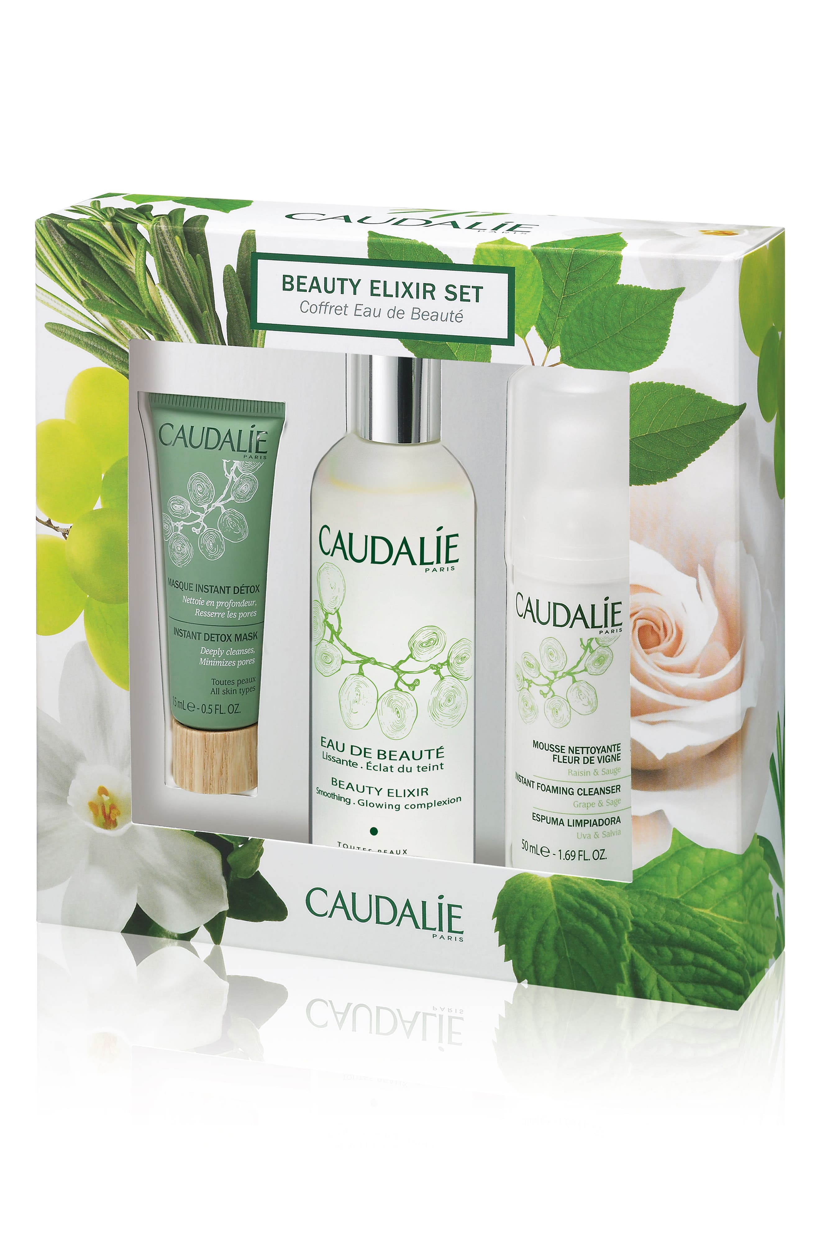 CAUDALÍE Beauty Elixir Set ($70 Value)
