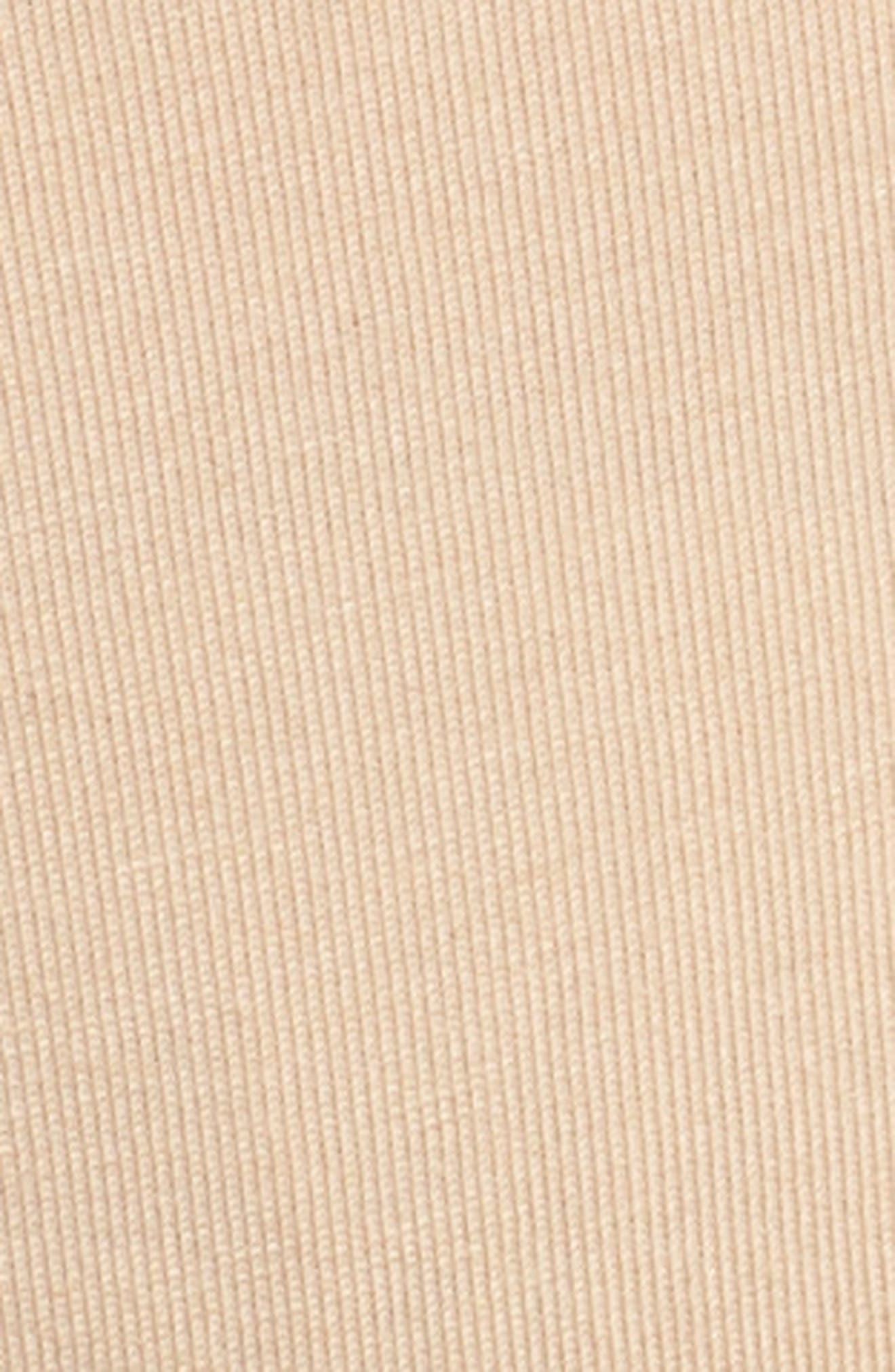 Stripe Bikini,                             Alternate thumbnail 8, color,                             Tawny Sand
