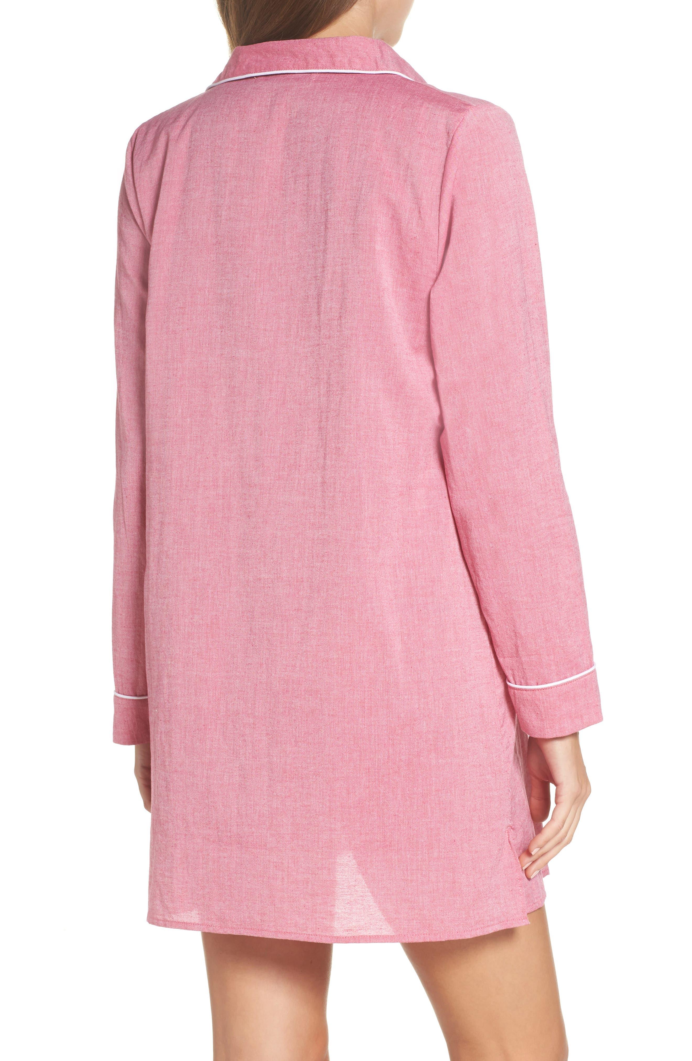 Alternate Image 2  - Loungerie Sleep Shirt