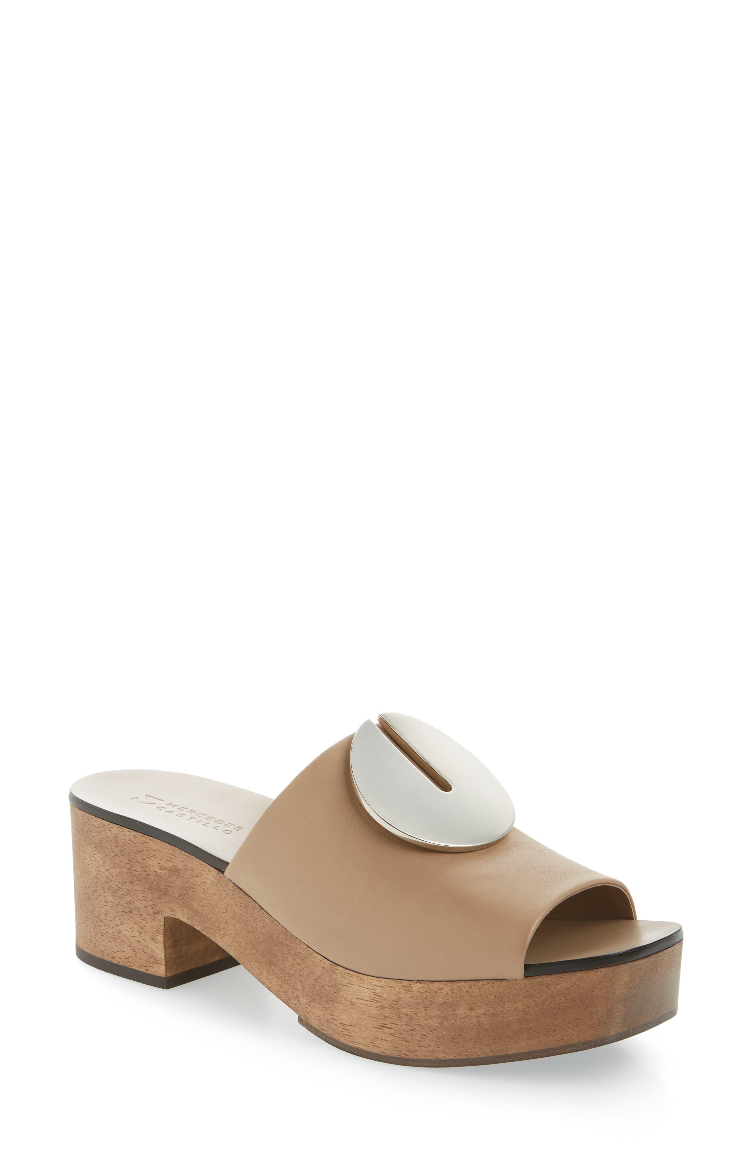 Mercedes Castillo Kamilia Platform Sandal (Women)