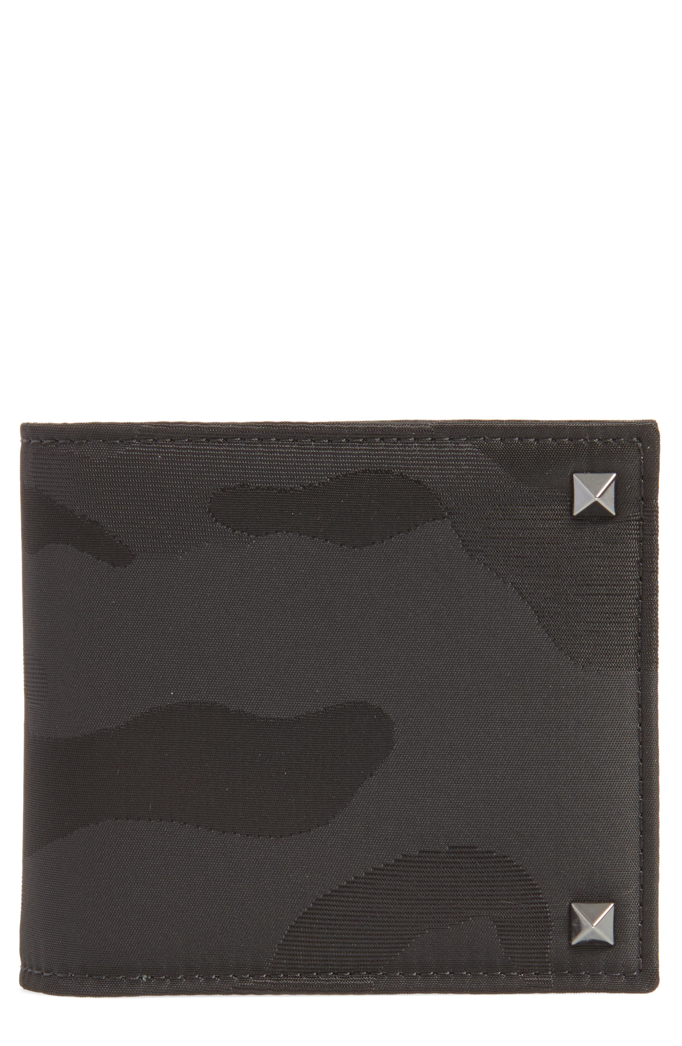 Alternate Image 1 Selected - VALENTINO GARAVANI Camo Wallet