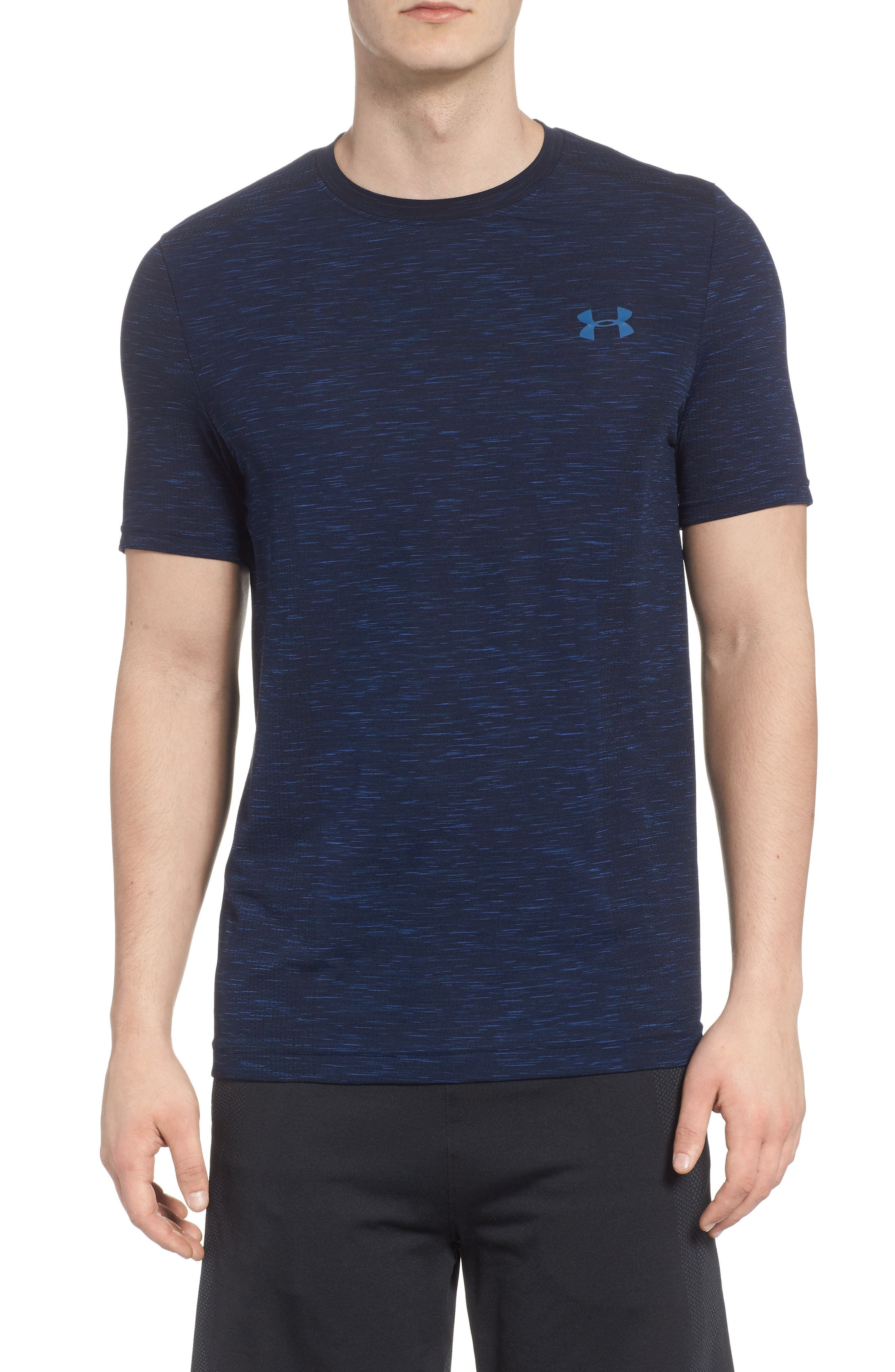 Threadborne Regular Fit T-Shirt,                         Main,                         color, Academy/ Moroccan Blue