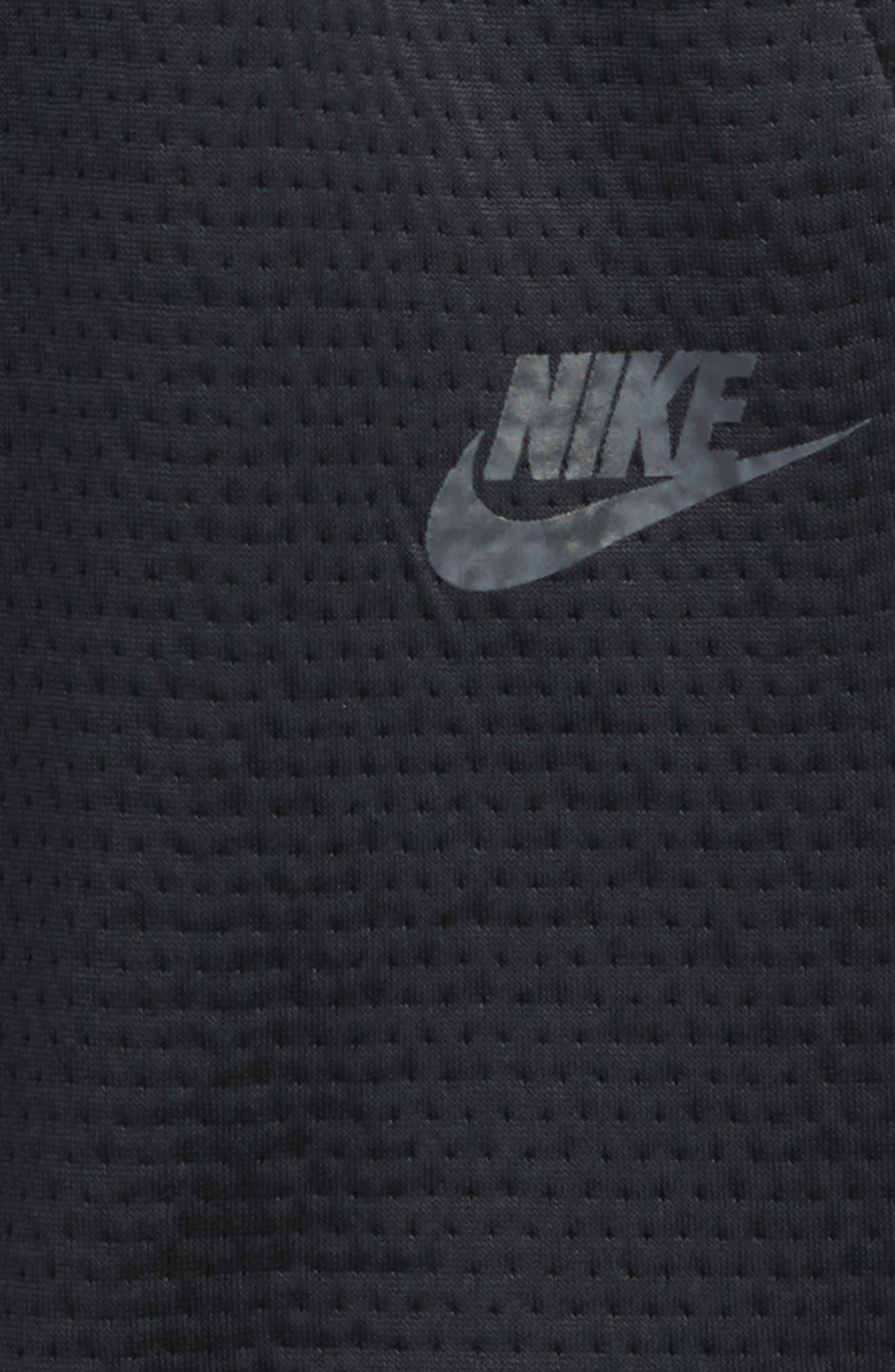 Tech Fleece Shorts,                             Alternate thumbnail 2, color,                             Black