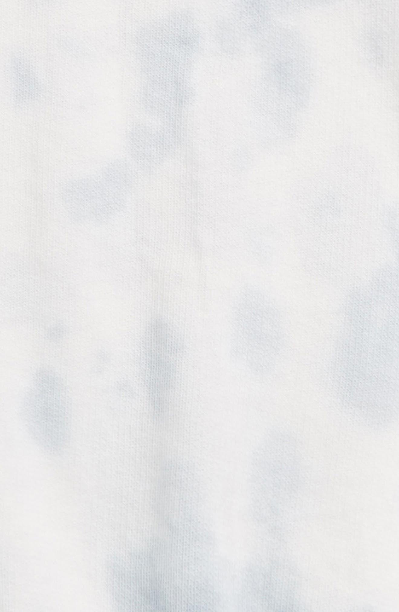 Tie Dye Sweatshirt,                             Alternate thumbnail 2, color,                             Blue Fog Tie Dye