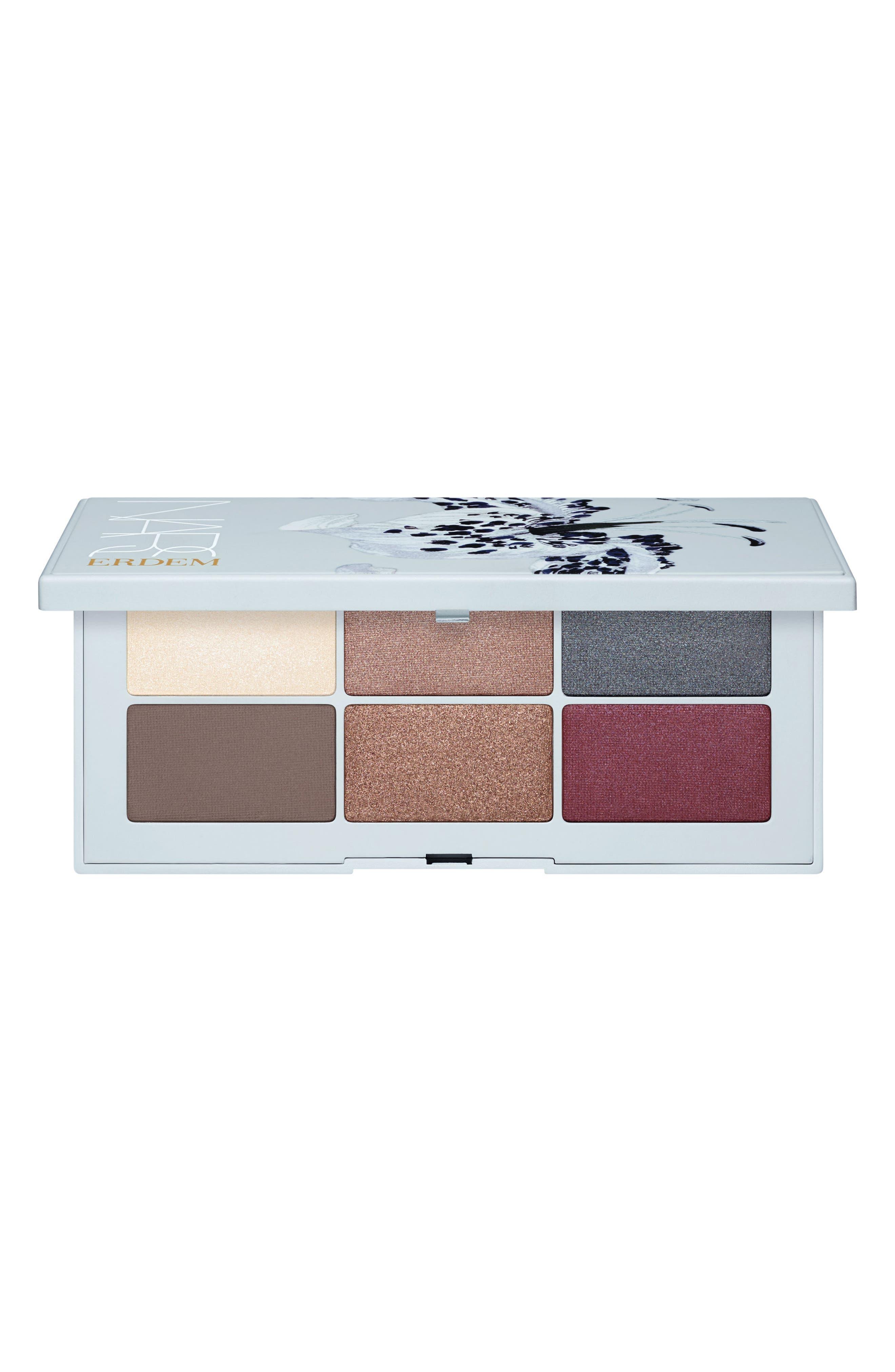 NARS x Erdem Strange Flowers Eyeshadow Palette (Limited Edition)