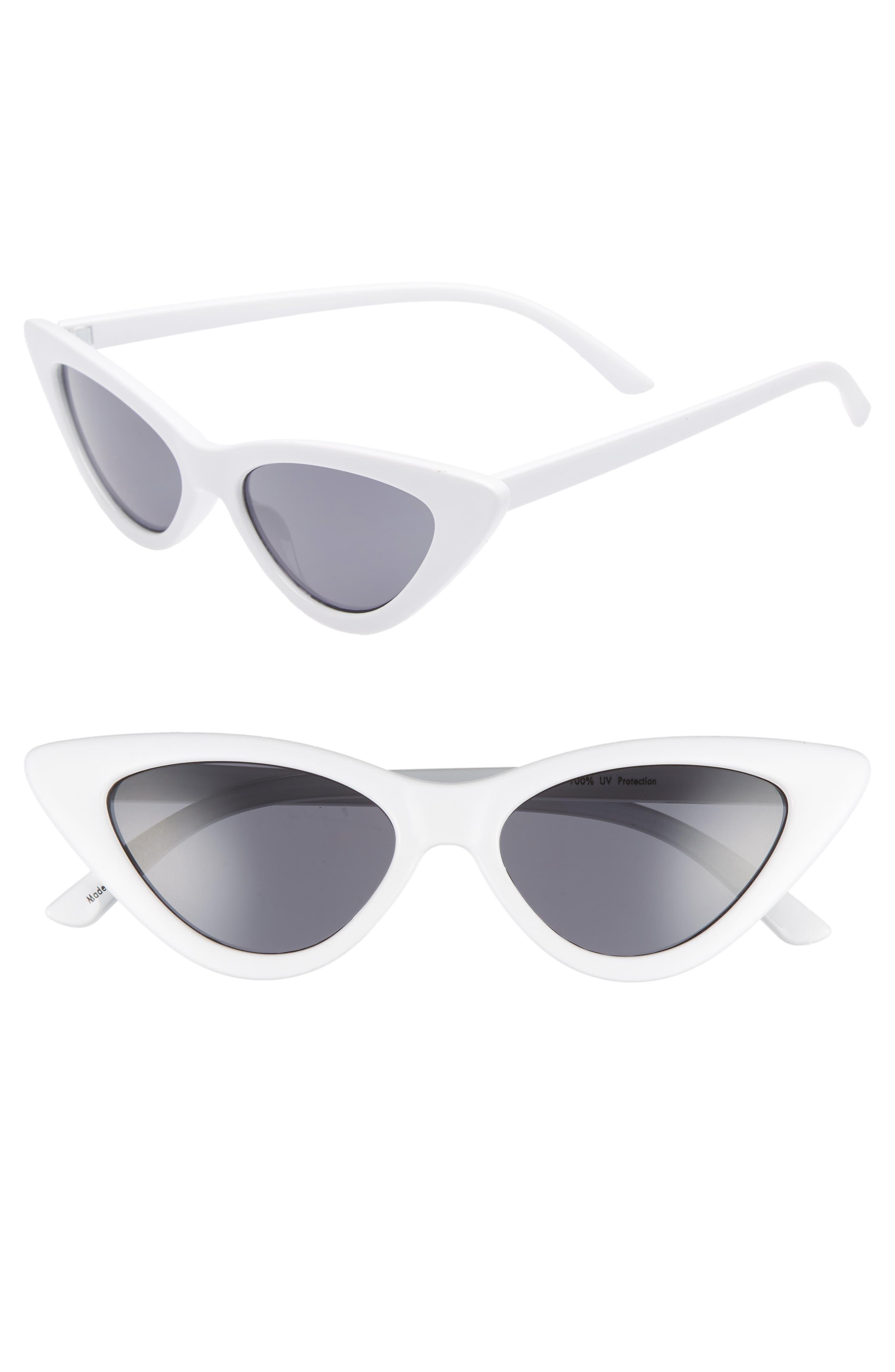 BP. 62mm Cat Eye Sunglasses