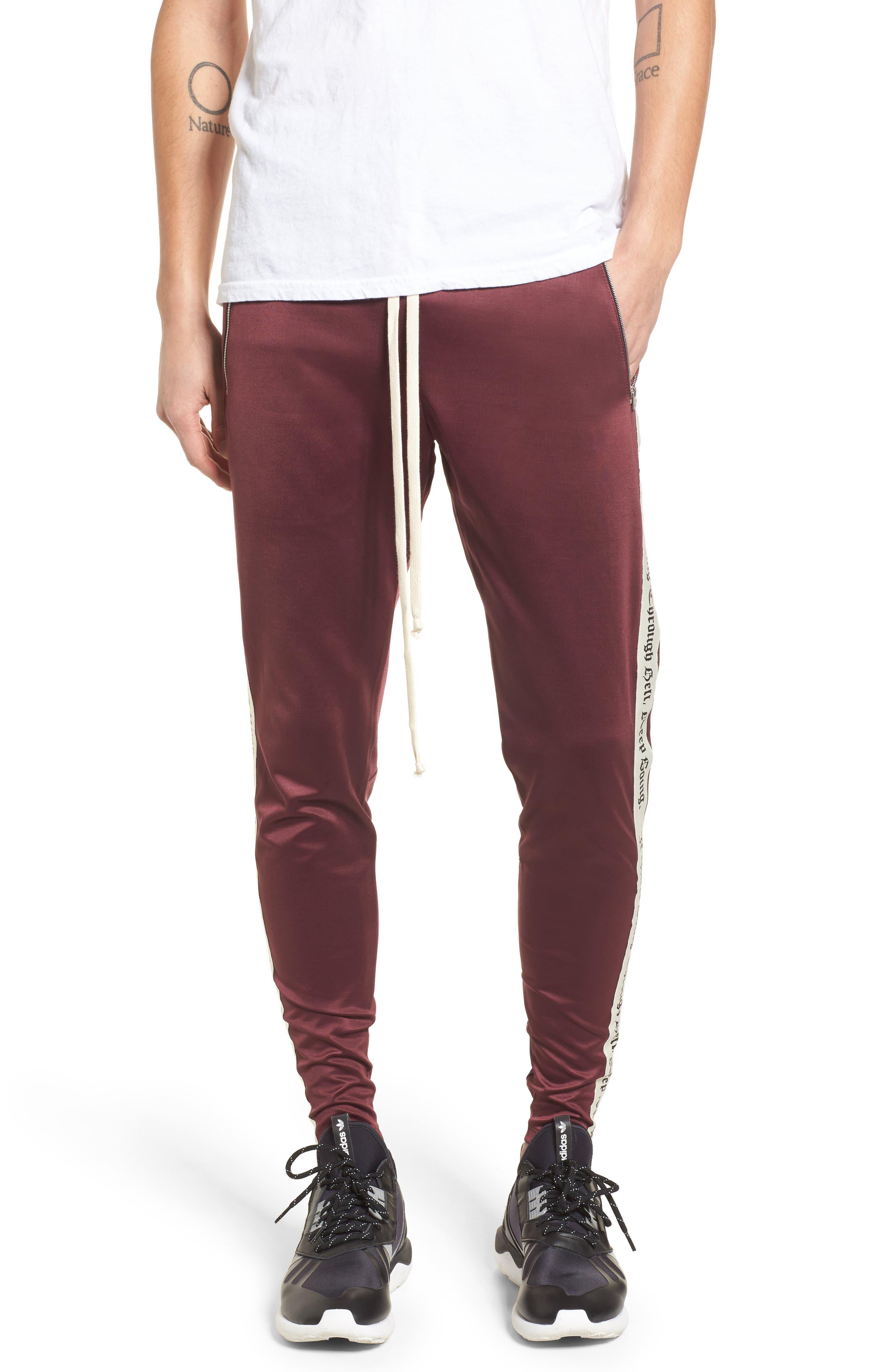 Represent Slim Fit Track Pants