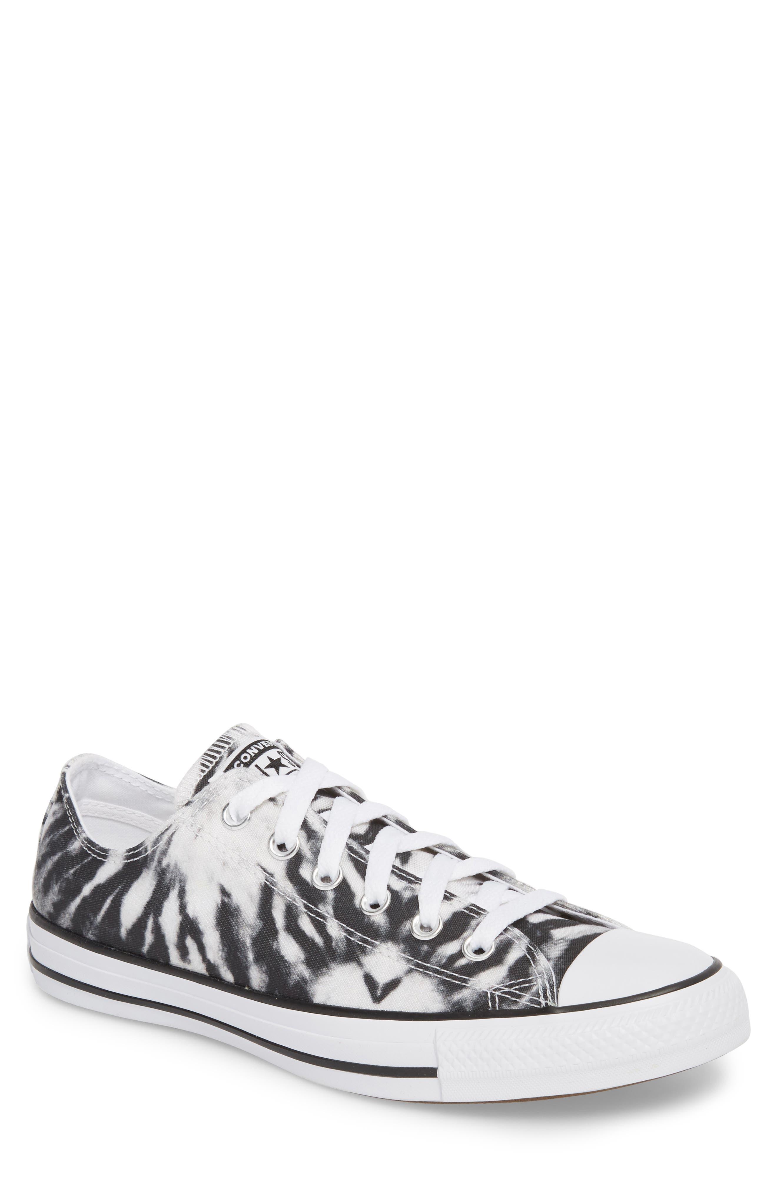 Converse Chuck Taylor® All Star® Tie Dye Low Top Sneaker (Men)