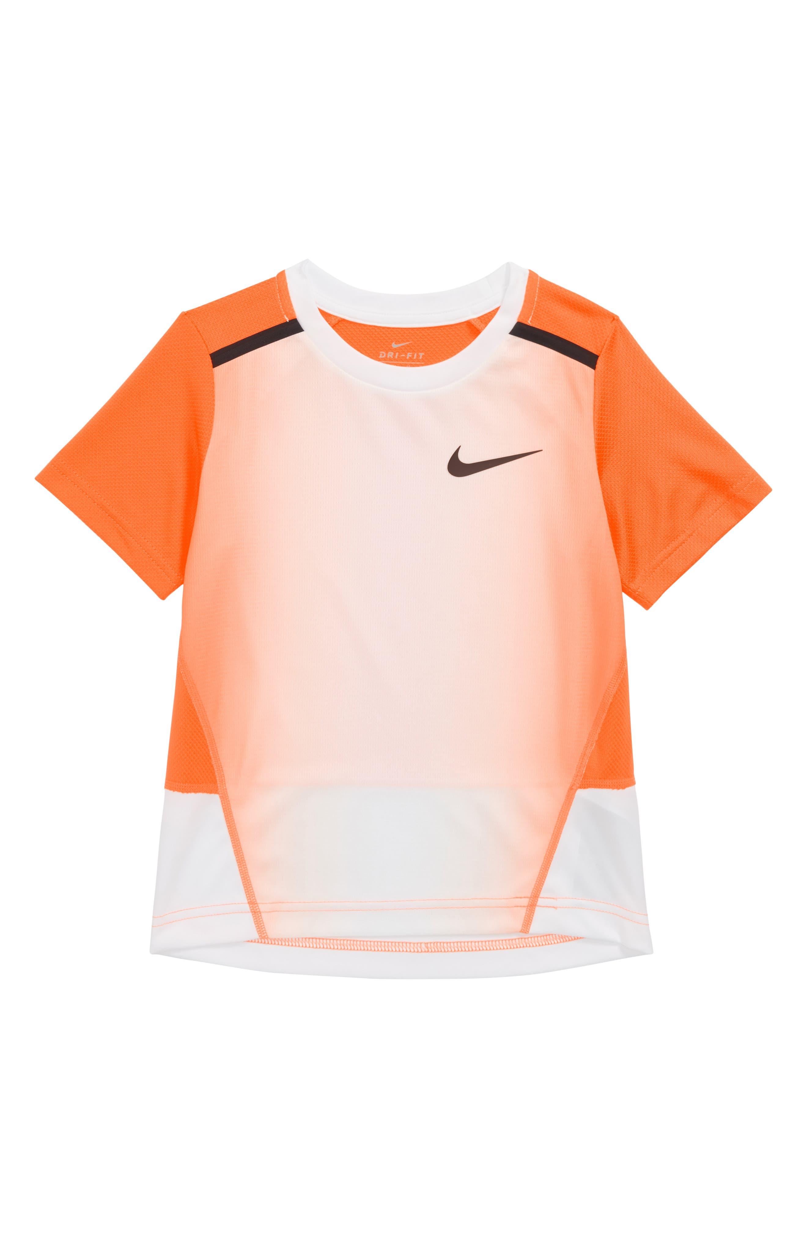 Nike Dry INSTACOOL Shirt (Toddler Boys & Little Boys)