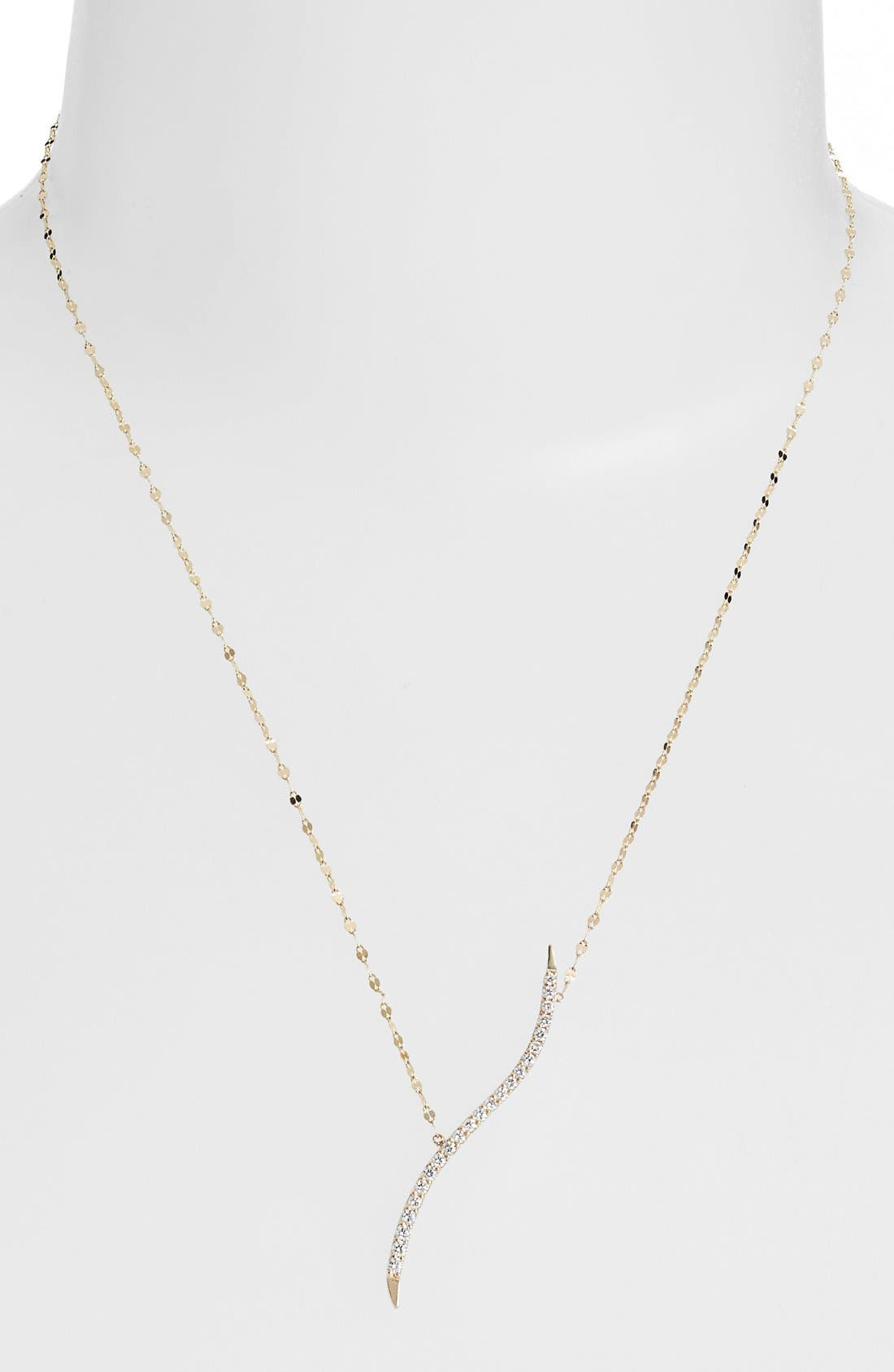 Alternate Image 2  - Lana Jewelry 'Mirage' Diamond Pendant Necklace