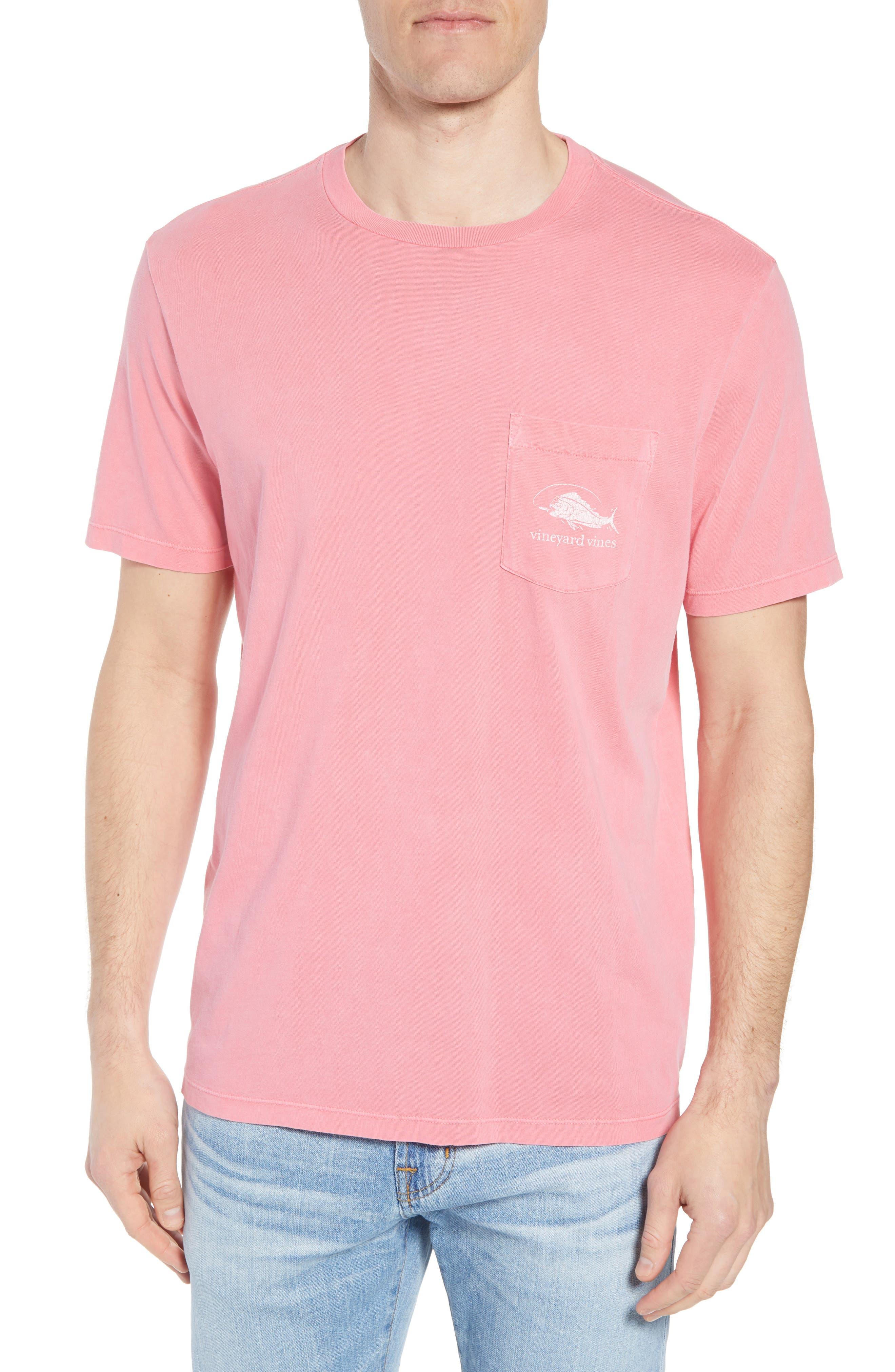 Vintage Mahi Regular Fit Crewneck T-Shirt,                         Main,                         color, Jetty Red