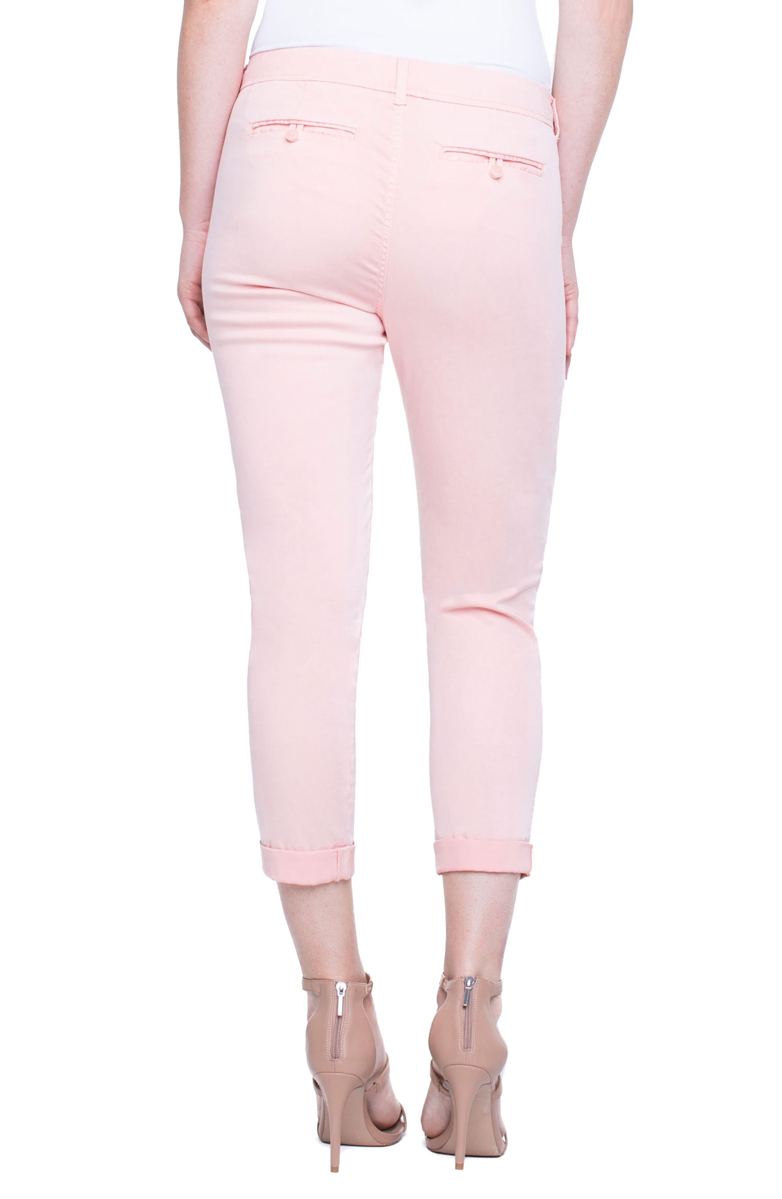 Buddy Pants,                             Alternate thumbnail 3, color,                             Bombay Pink