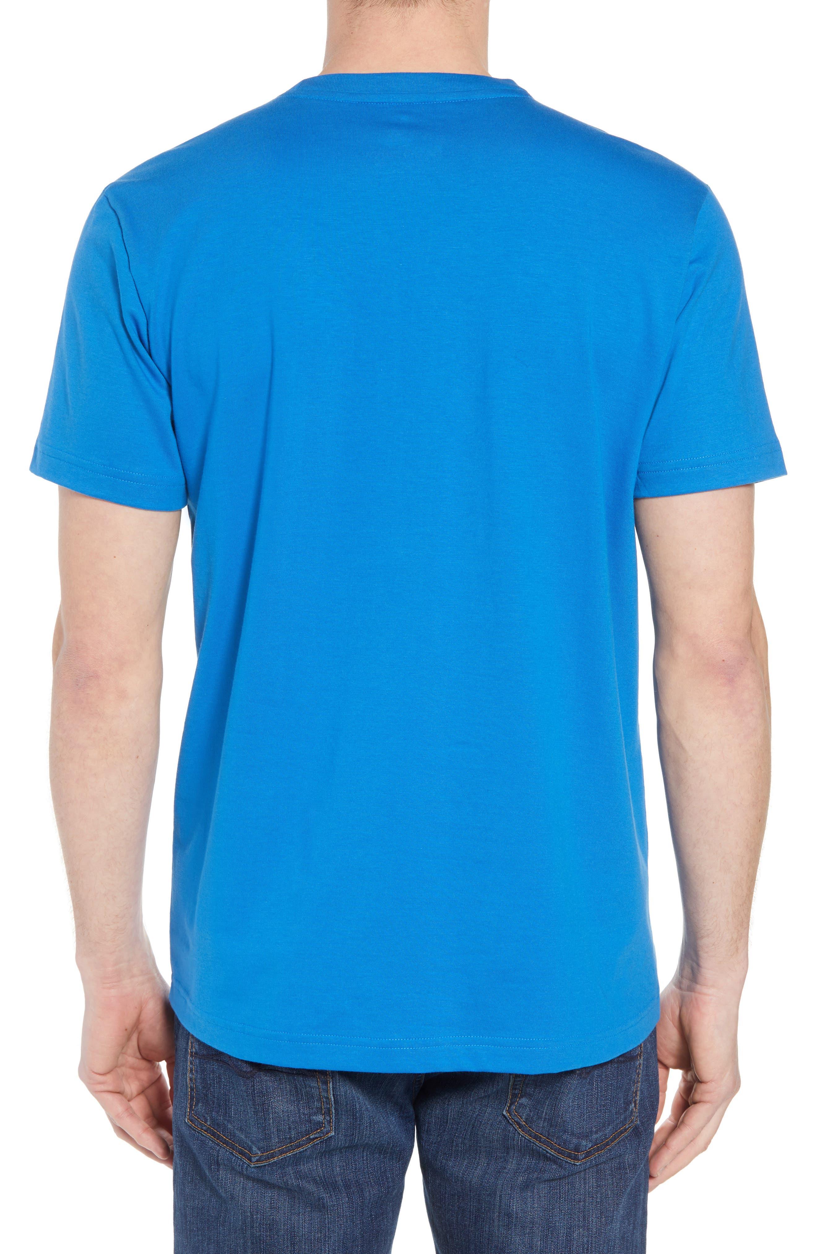 Graphic T-Shirt,                             Alternate thumbnail 2, color,                             Daphne