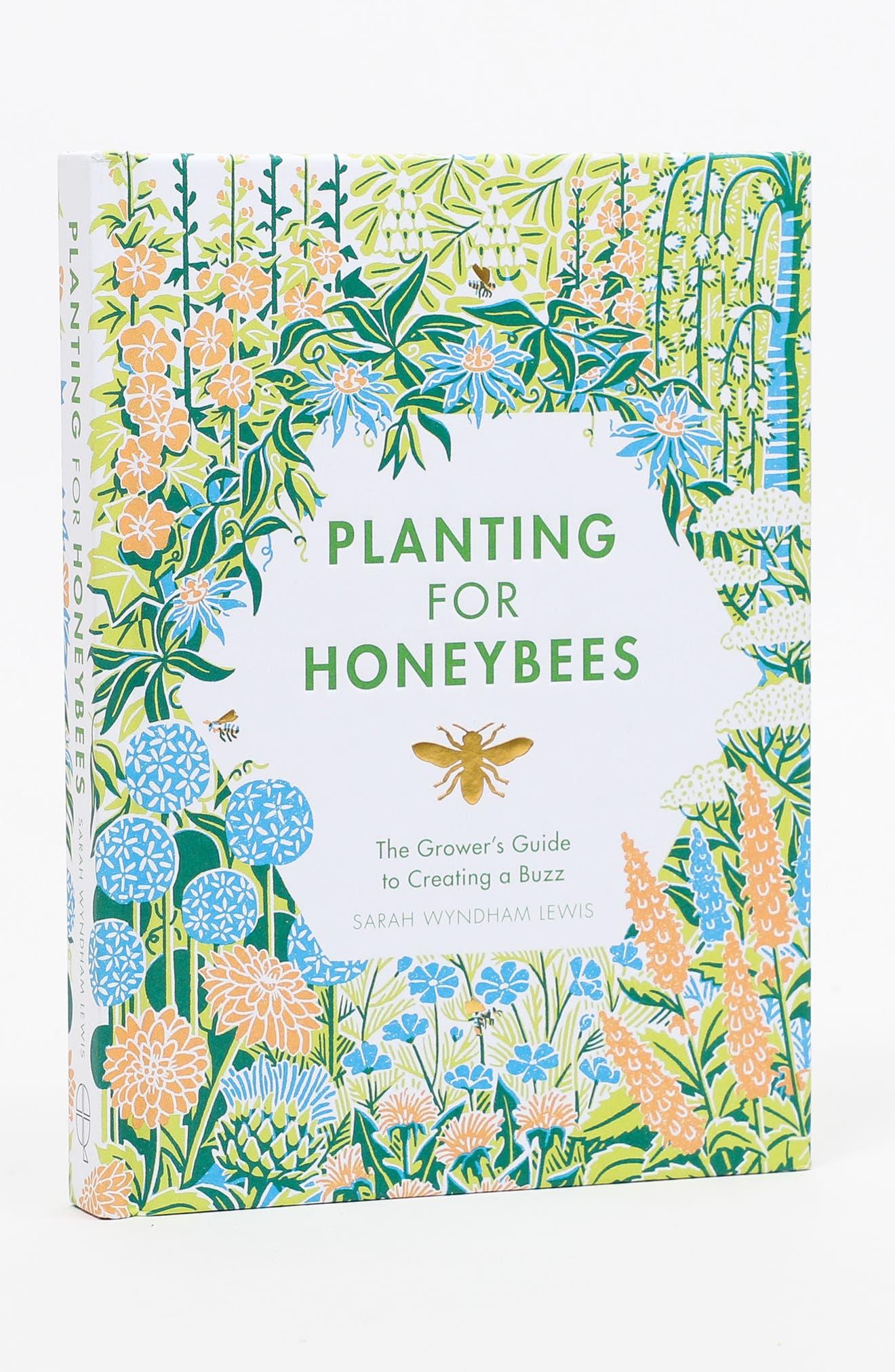 Planting For Honeybees Book,                             Alternate thumbnail 4, color,                             Blue/ Green Multi